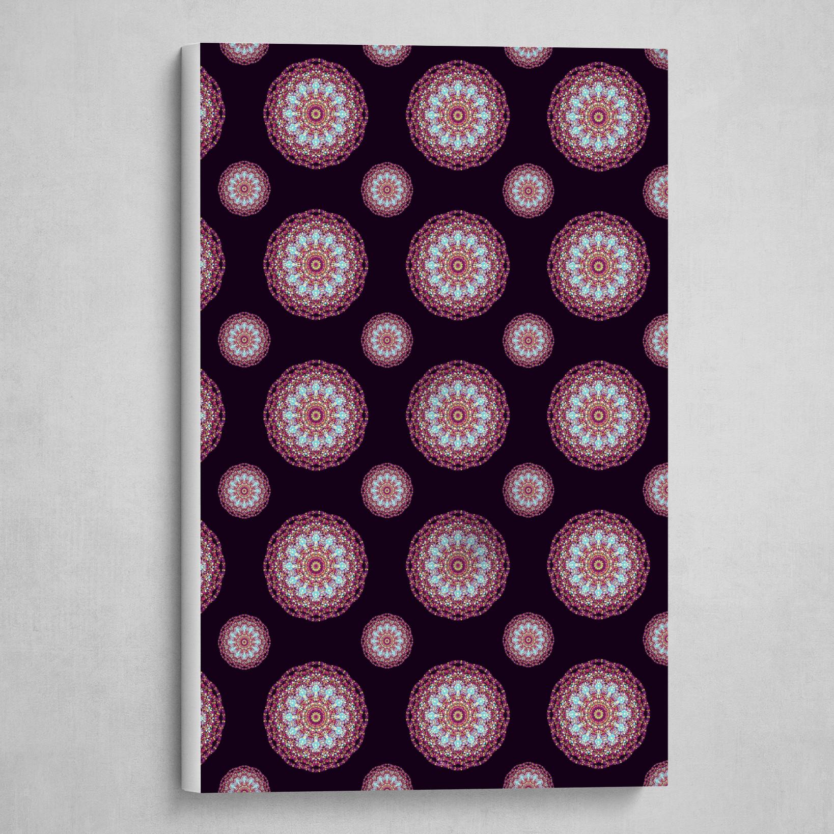 Mandala 2.0 Pattern (vertical)