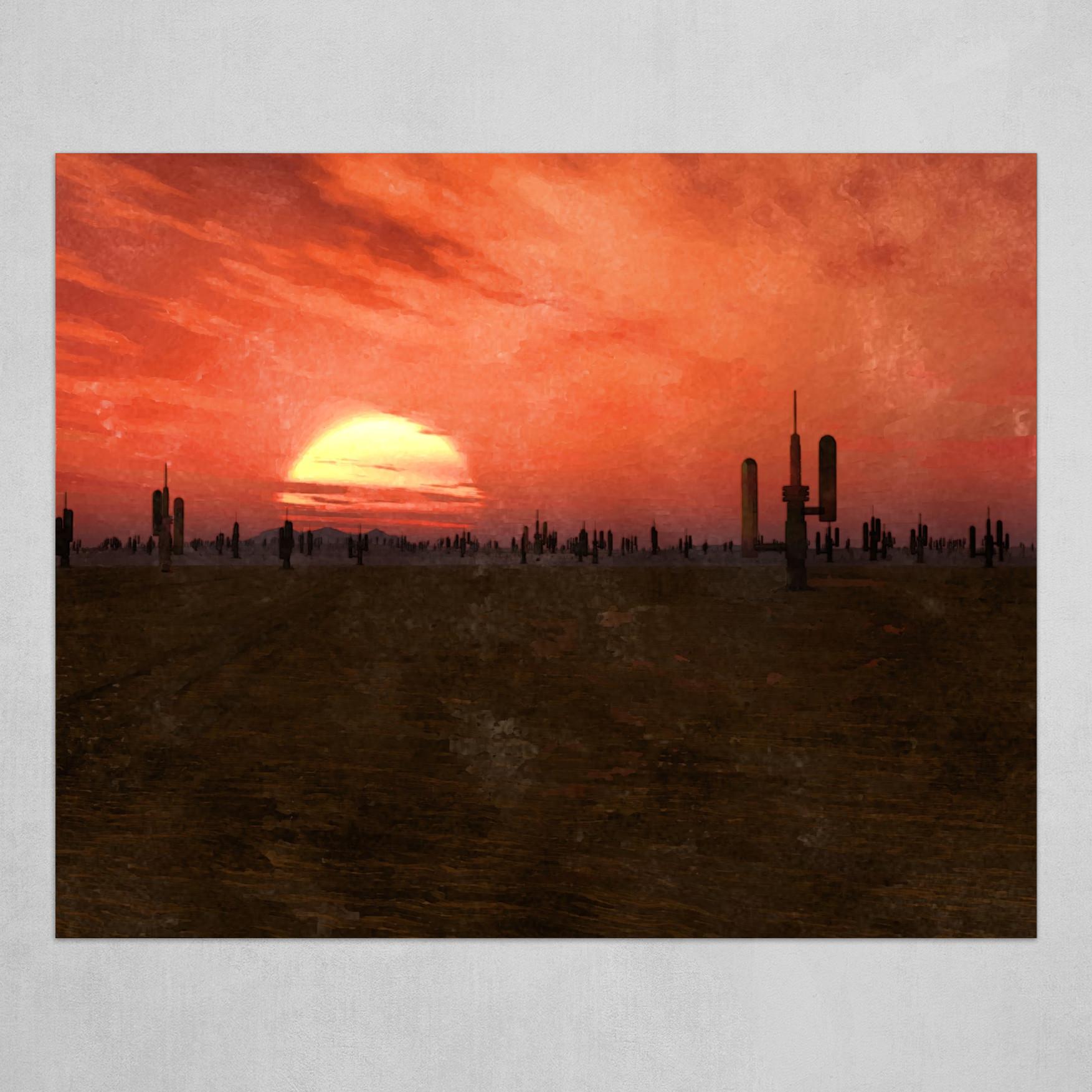 Space Desert