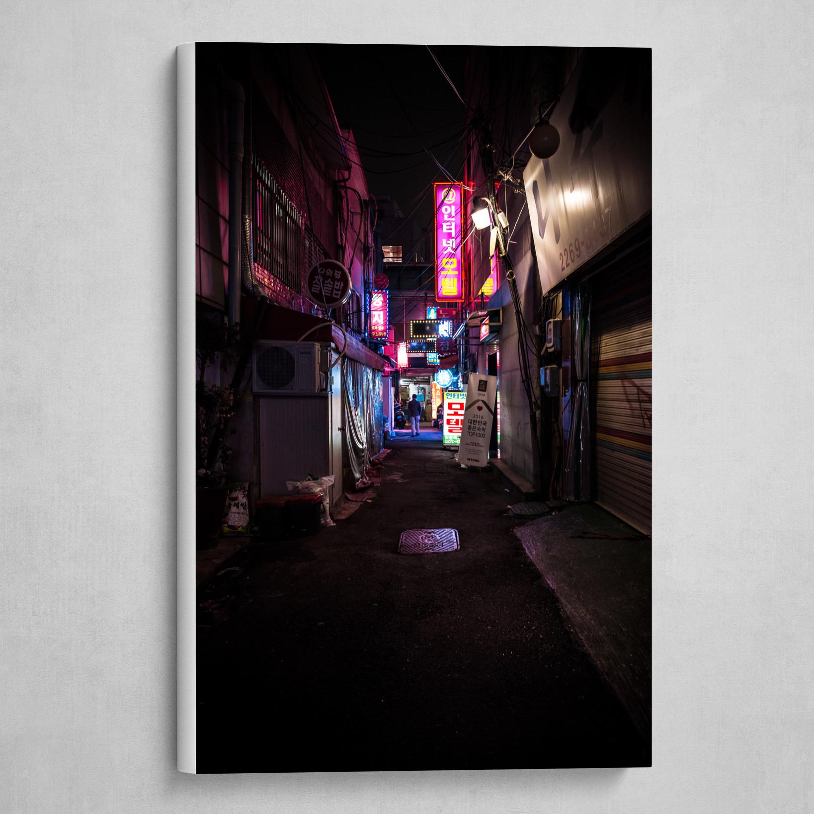 Seoul By Night 1