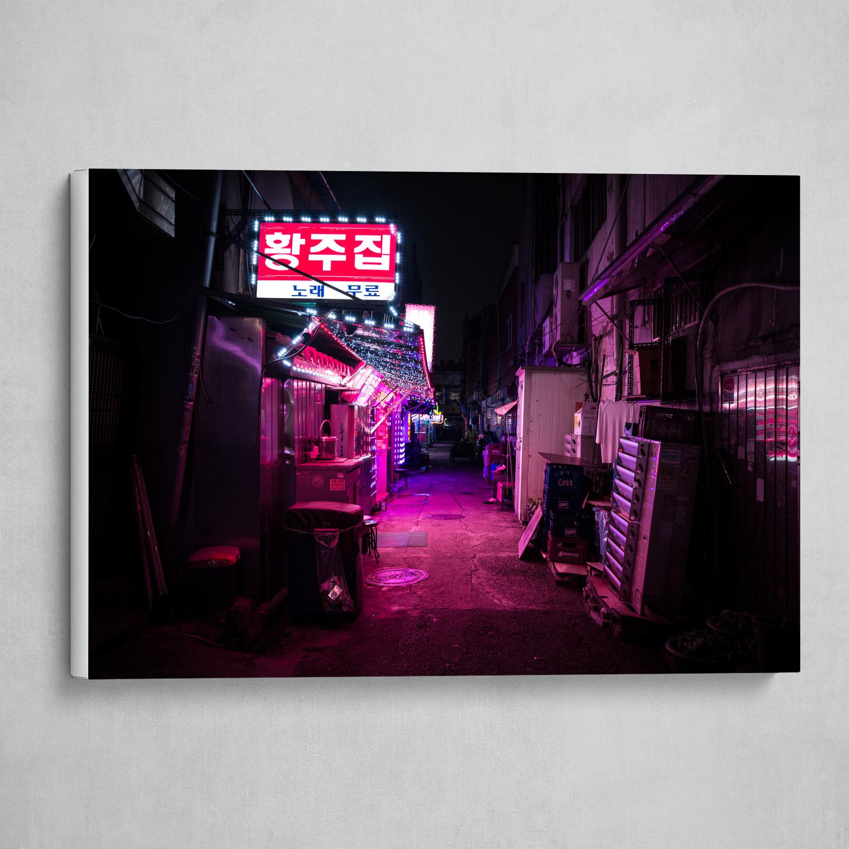 Seoul By Night 3