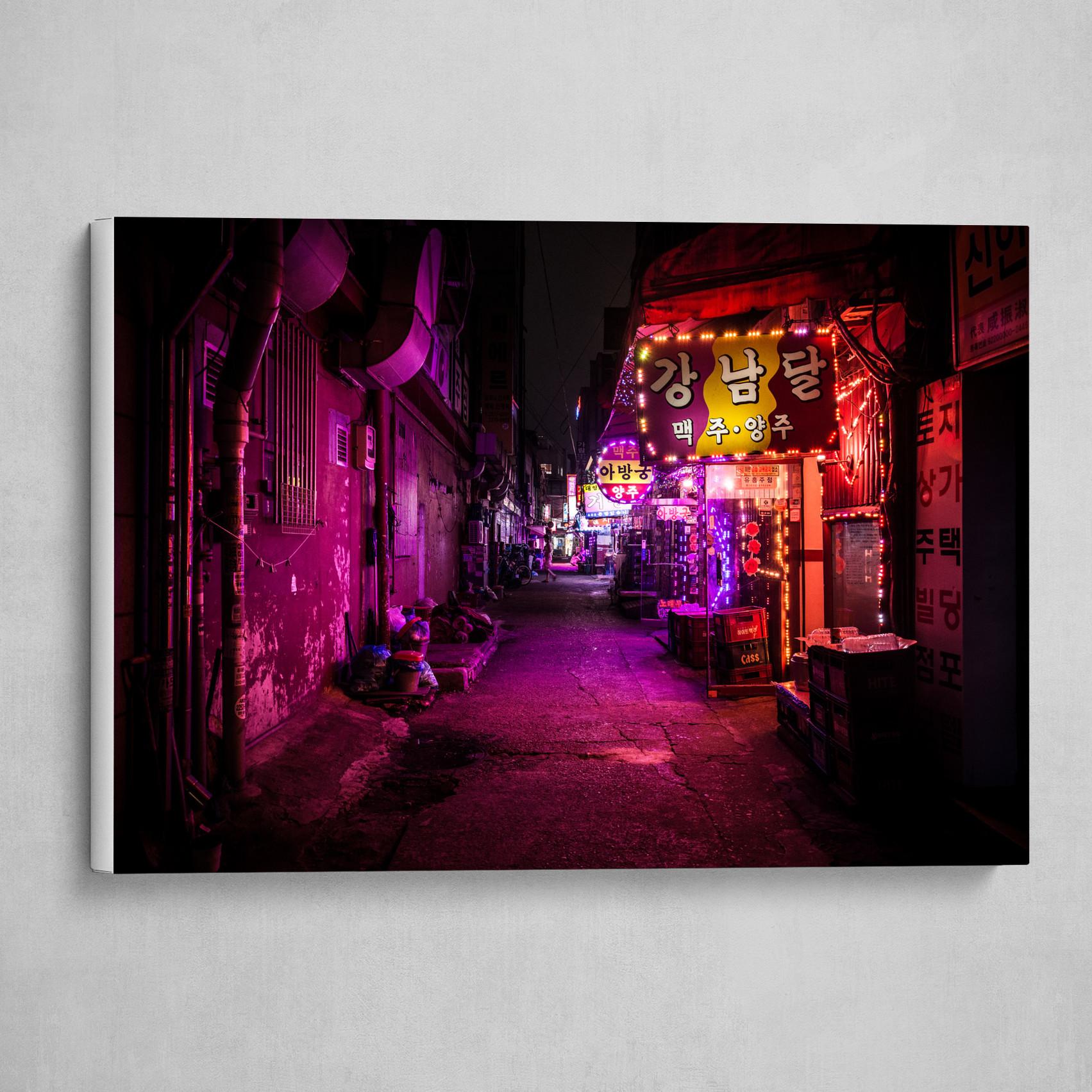 Seoul By Night 5