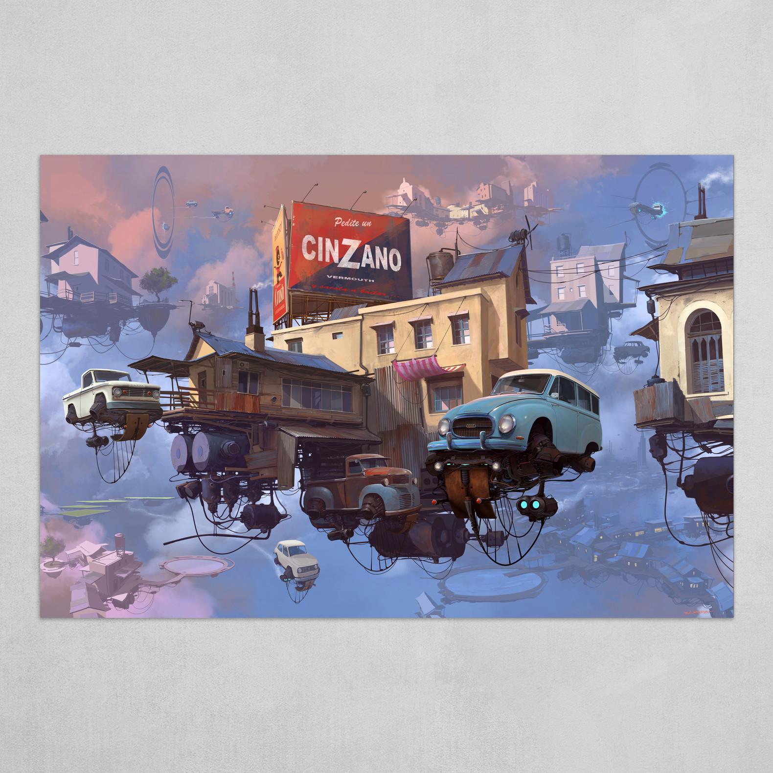 Cinzano Station