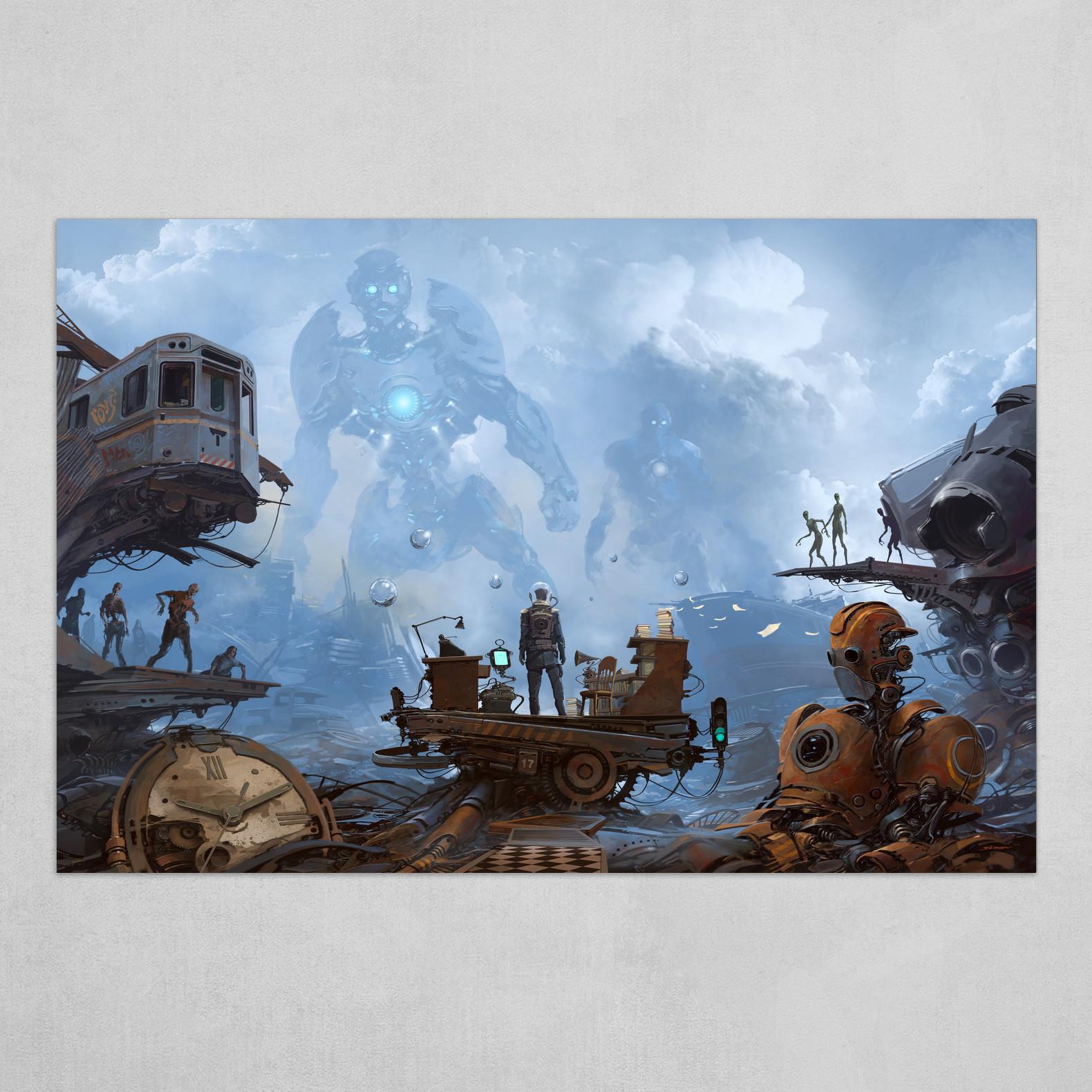 Epifanía sci fi