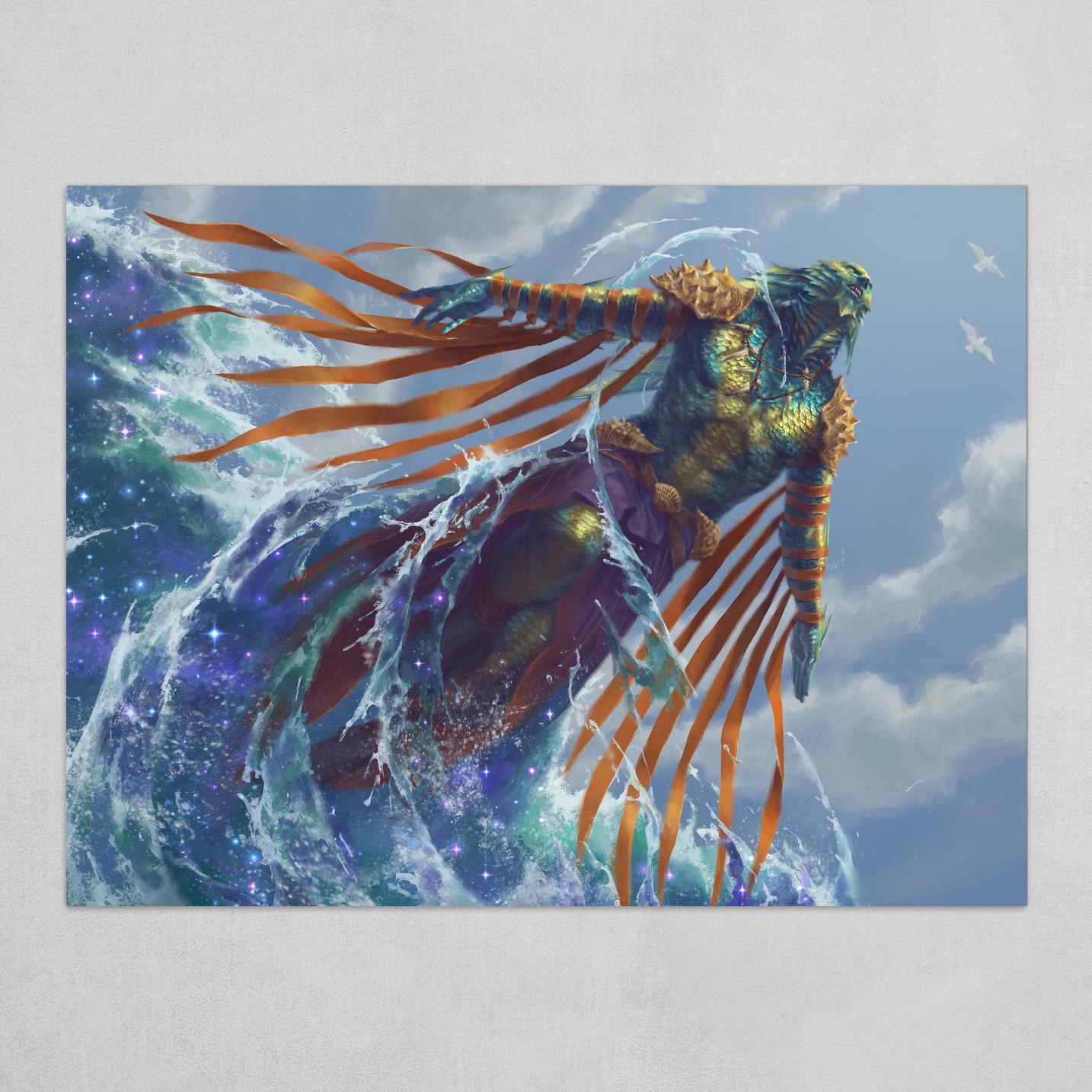 Triton Waverider