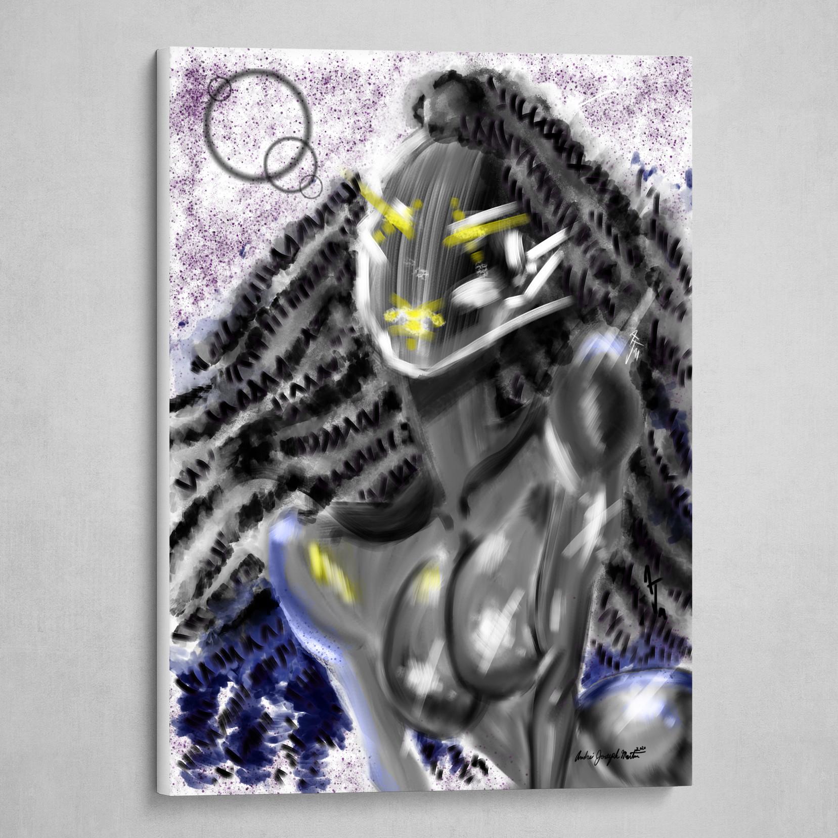 Mistress of Shadows #2