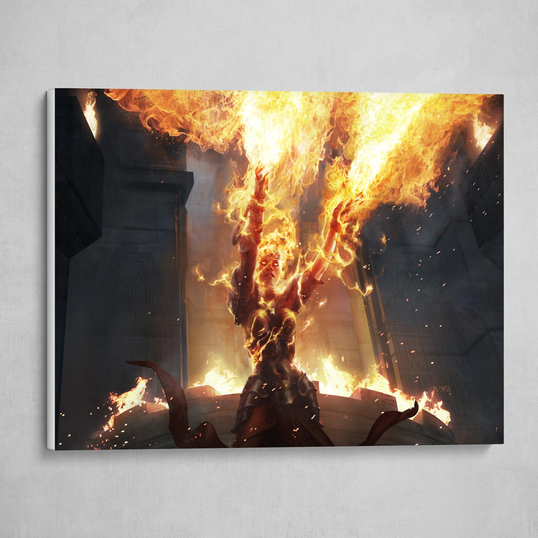 Chandra Flamestrike