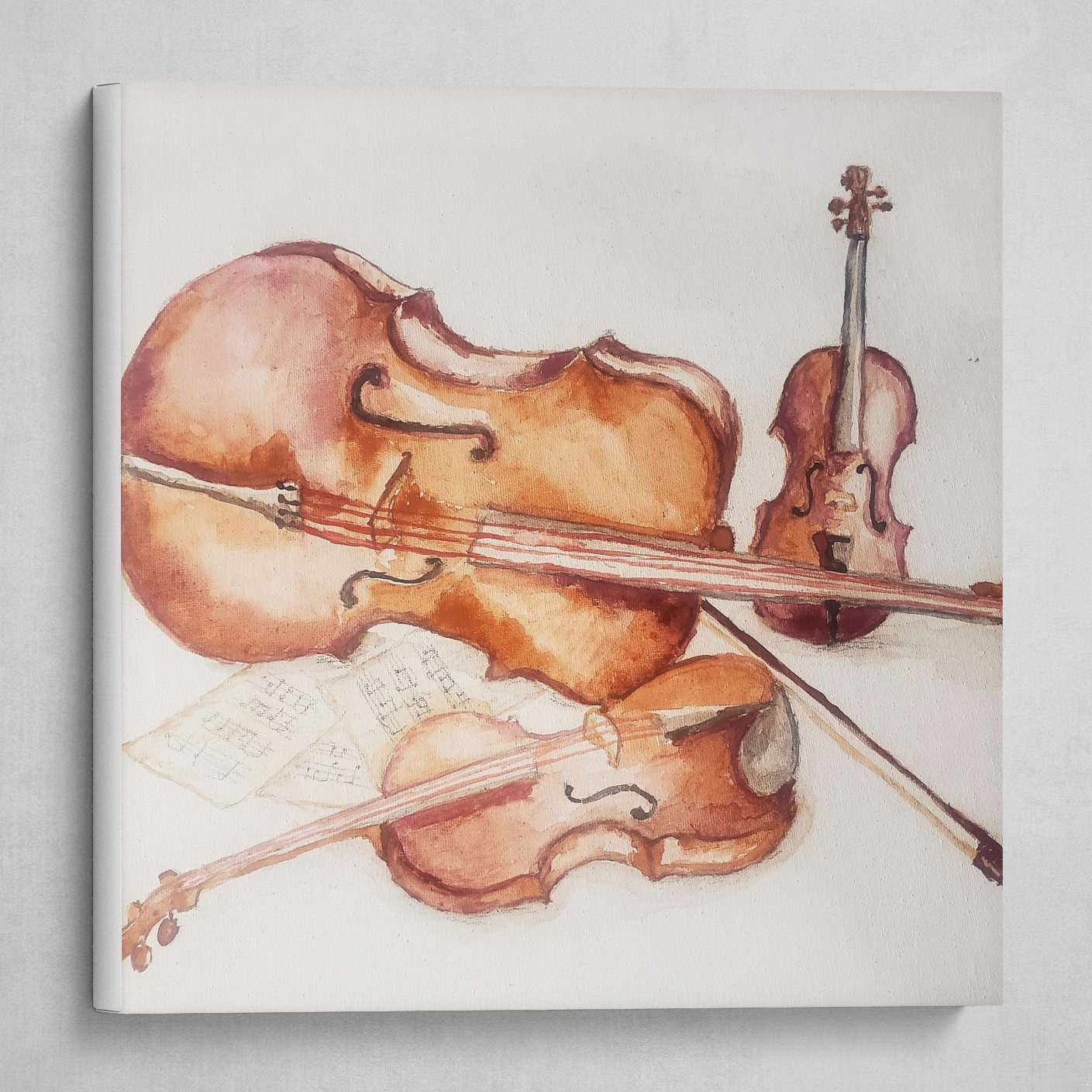 Three String Souls