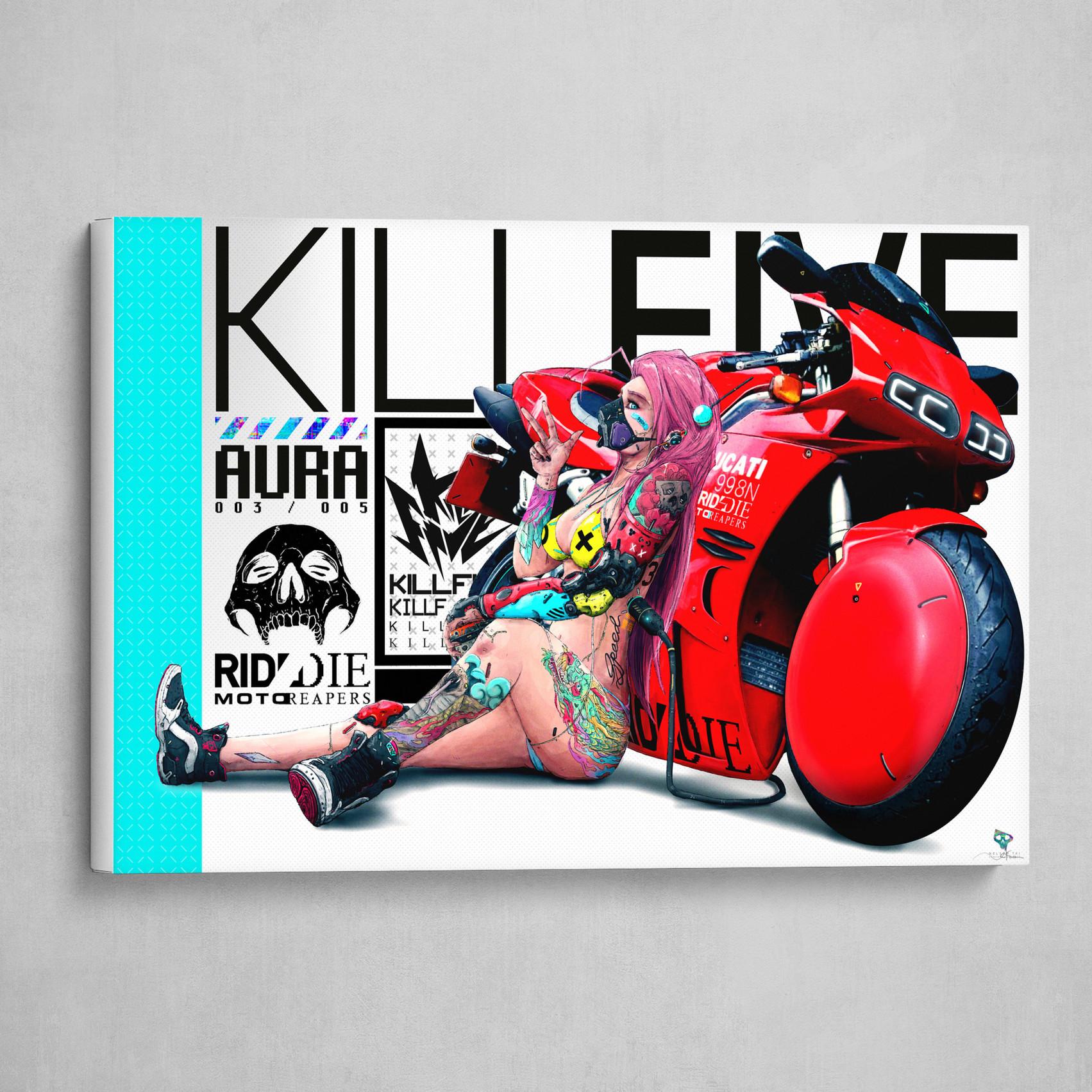 AURA | KILLFIVE