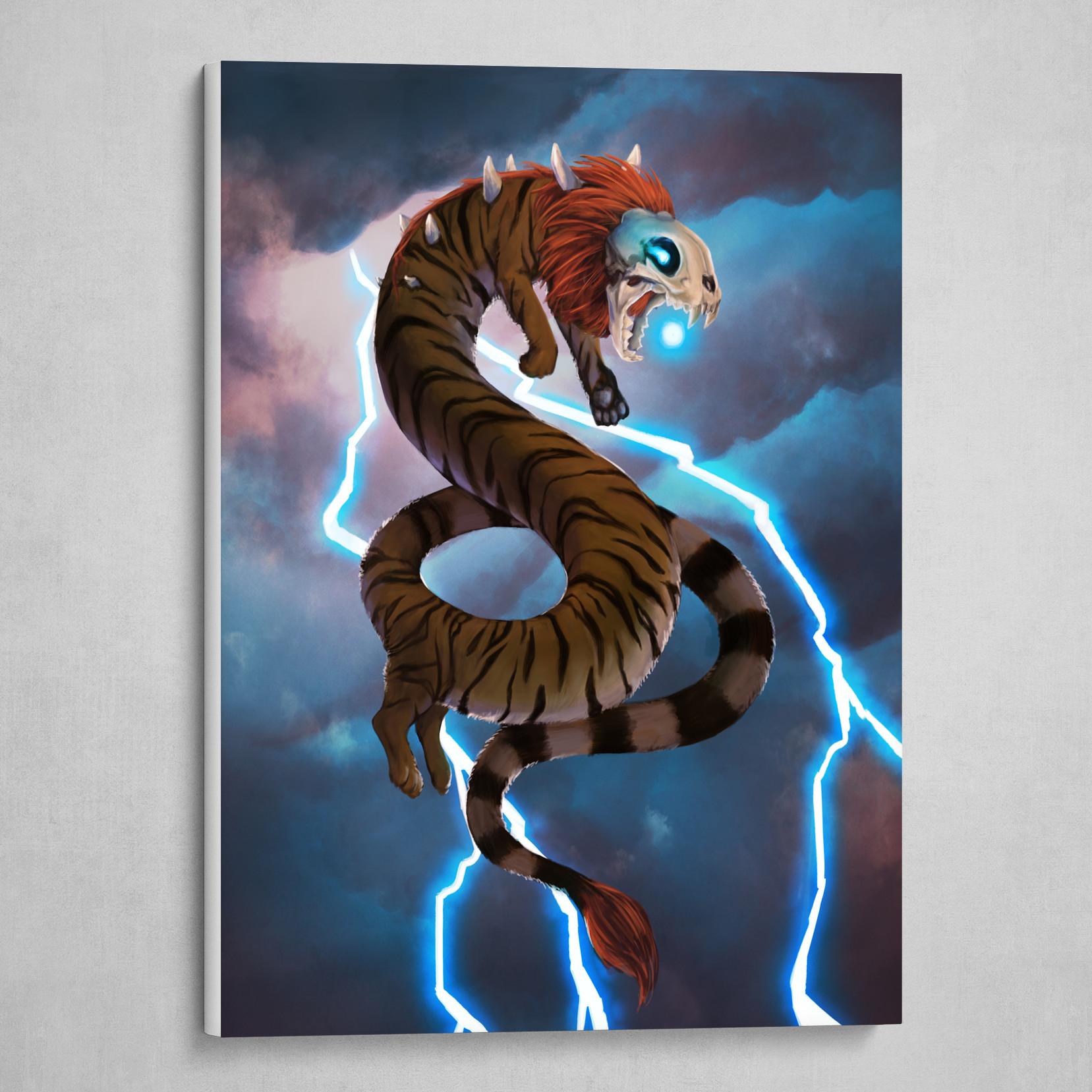 Léi Hǔ Lóng, The Thunder Lord