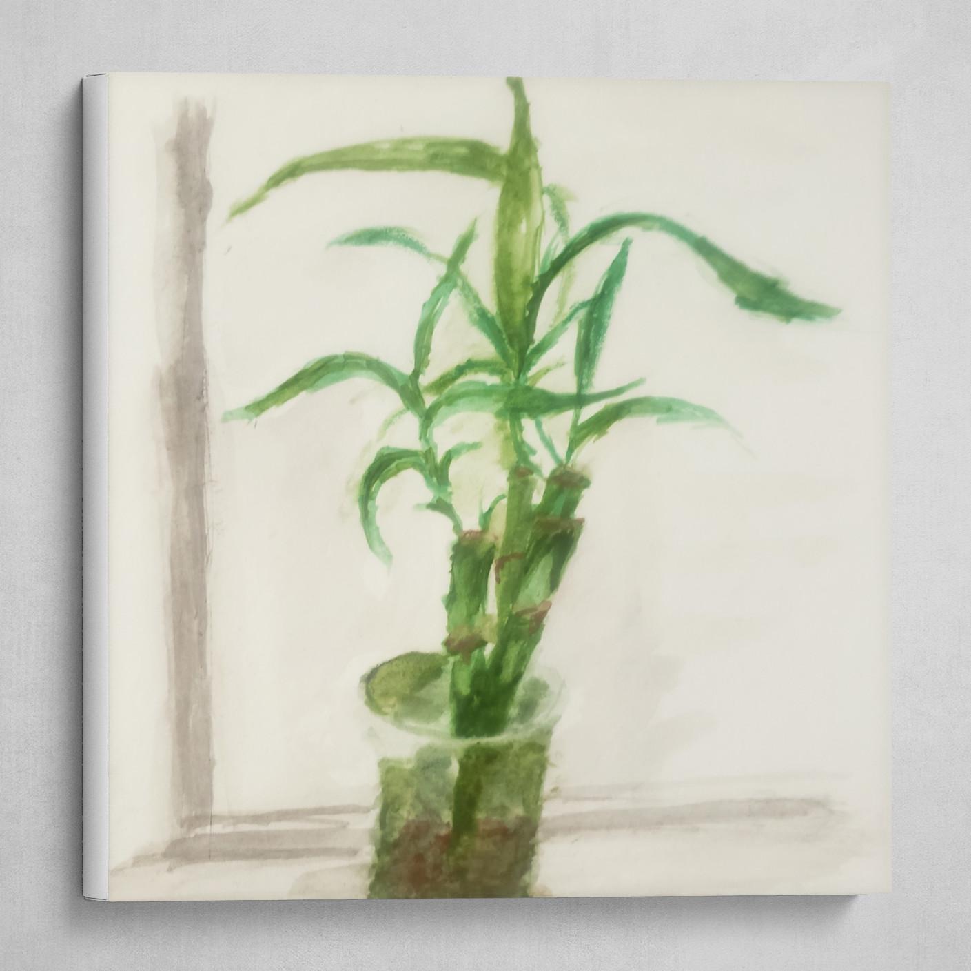 A Little Bamboo
