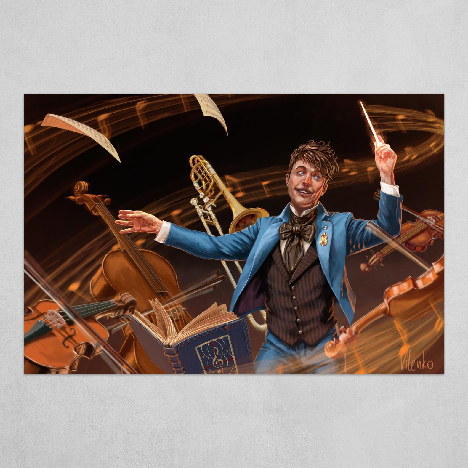 Arcane Orchestra