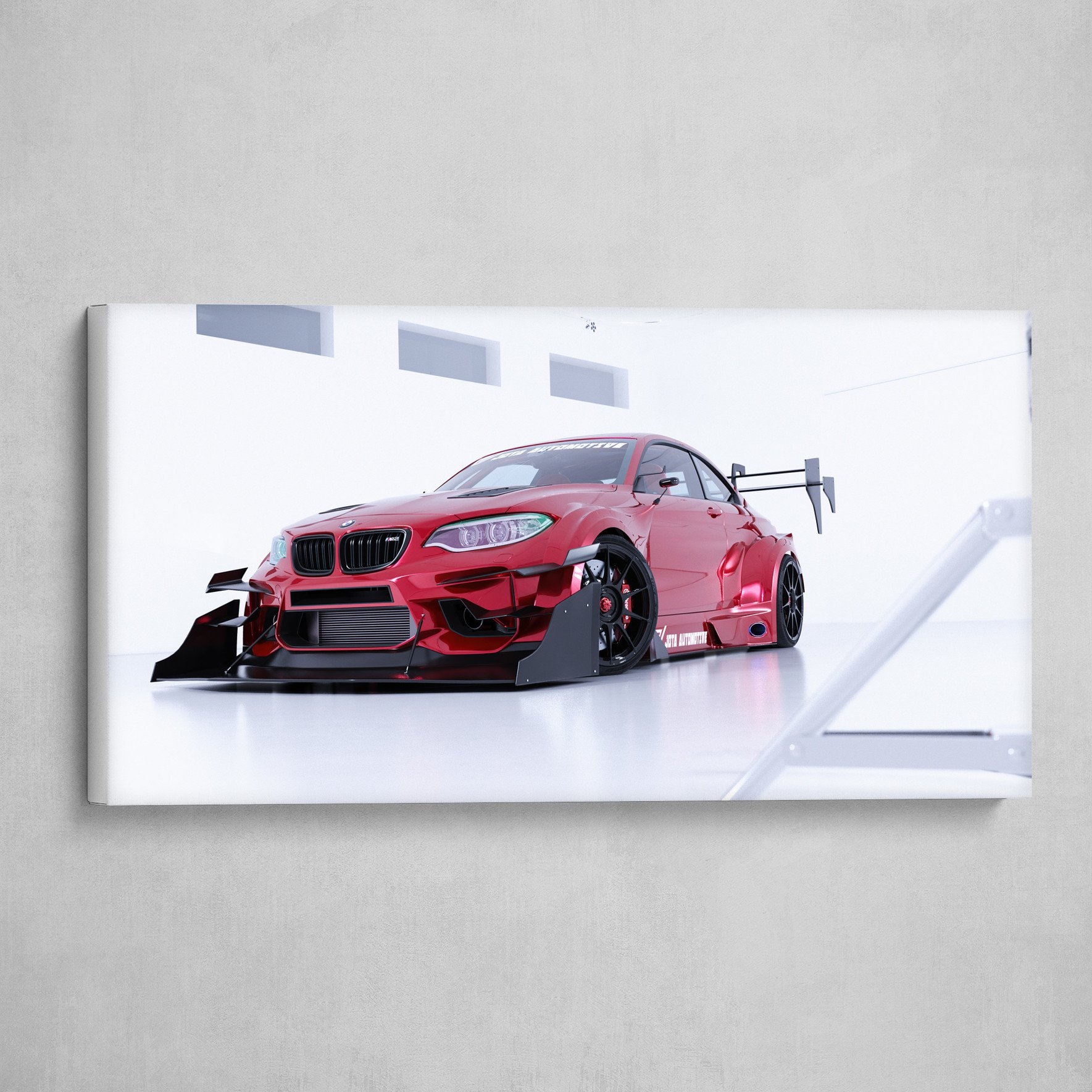 BMW M2 Time Attack front