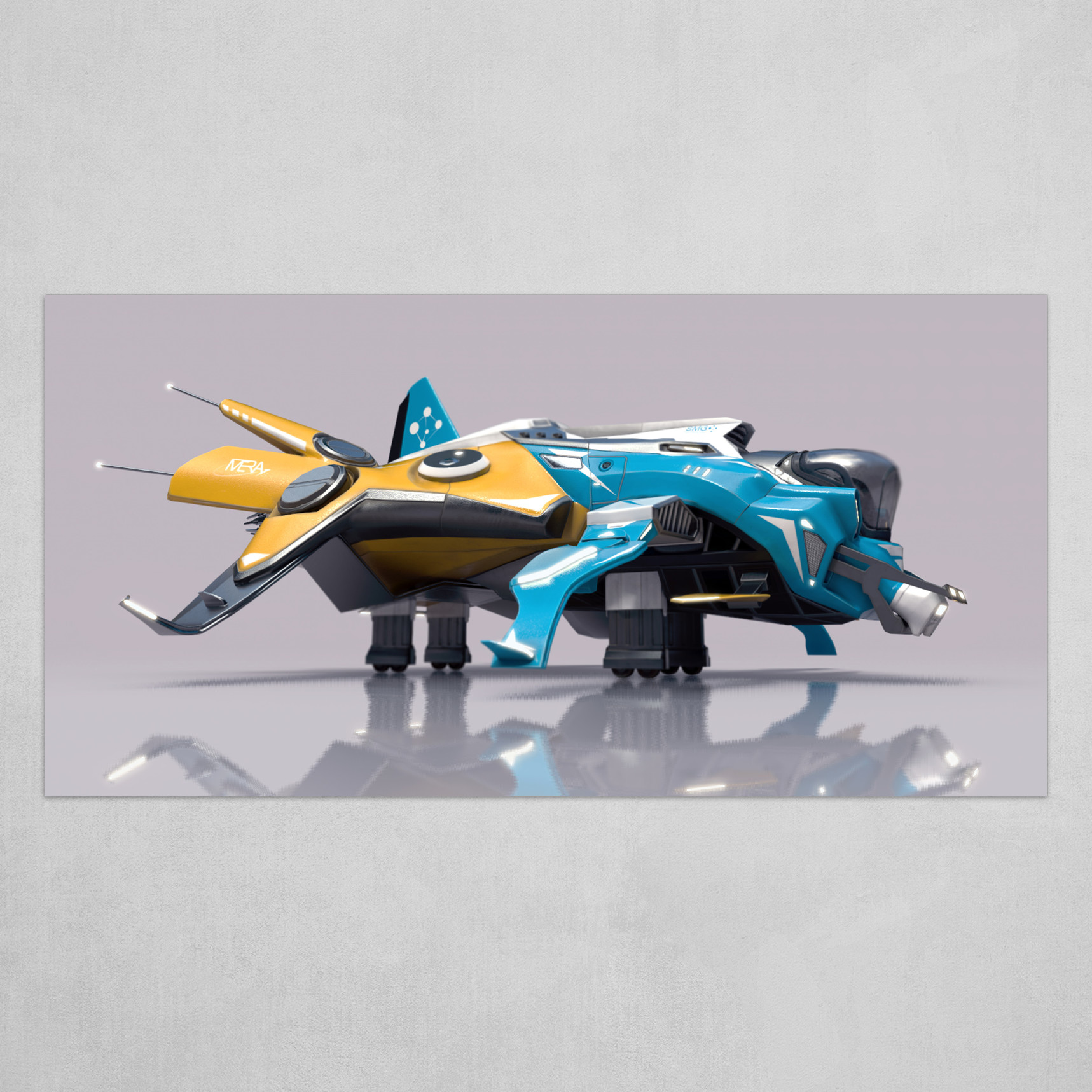 MERA - AIRCRAFT - SLIM