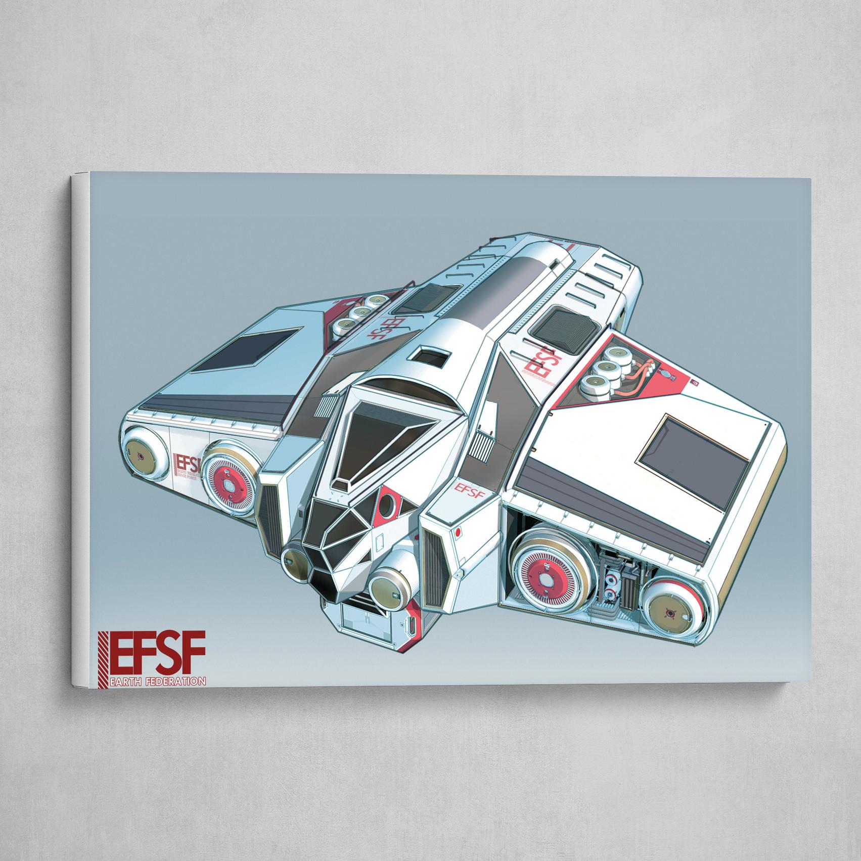 EFSF Spaceship