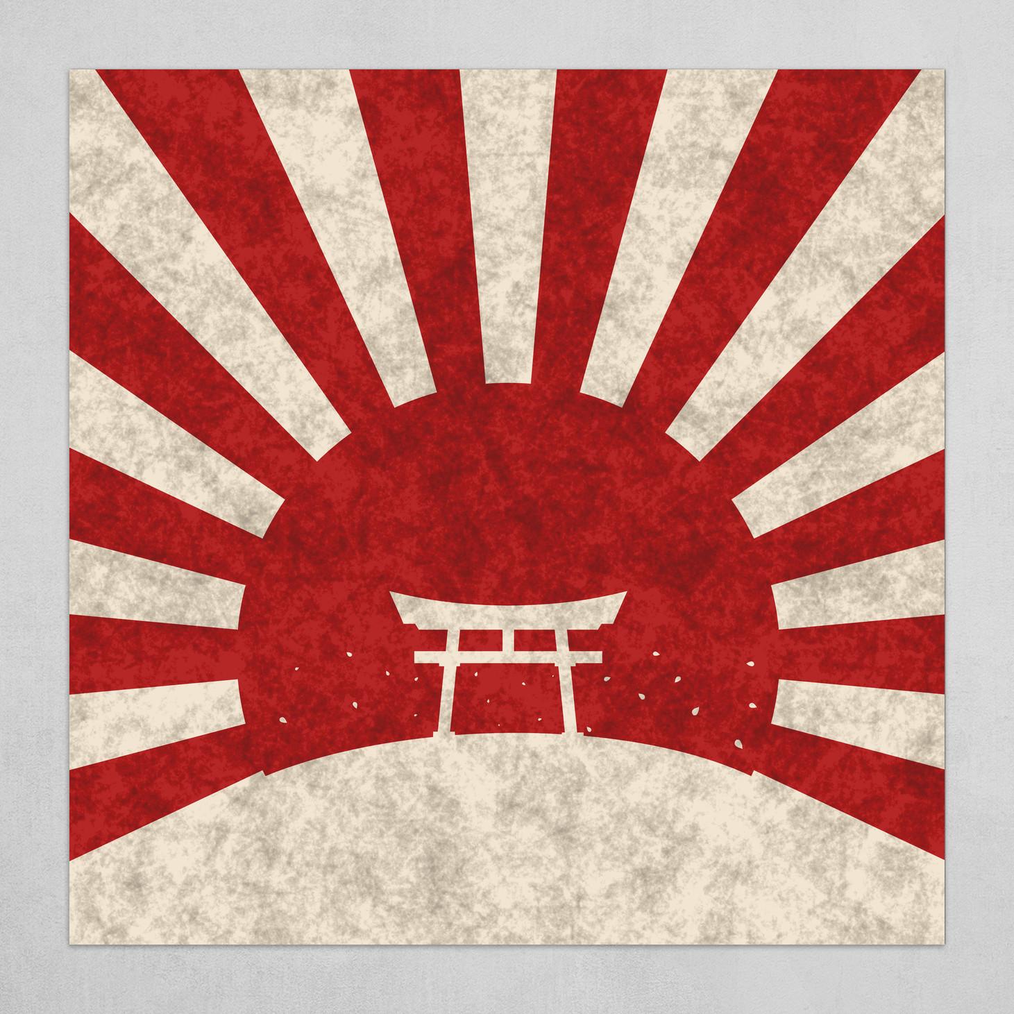 Shinto in Sunrise