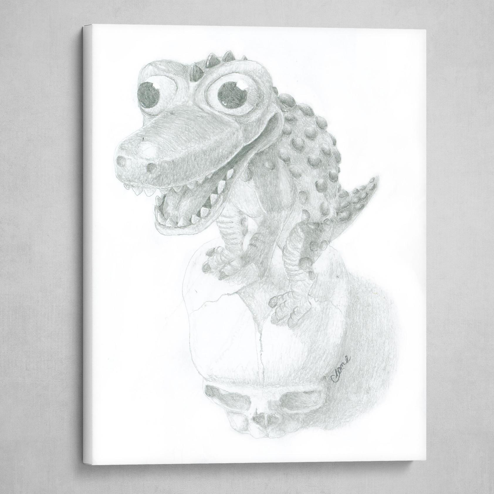 the Duhnosaur