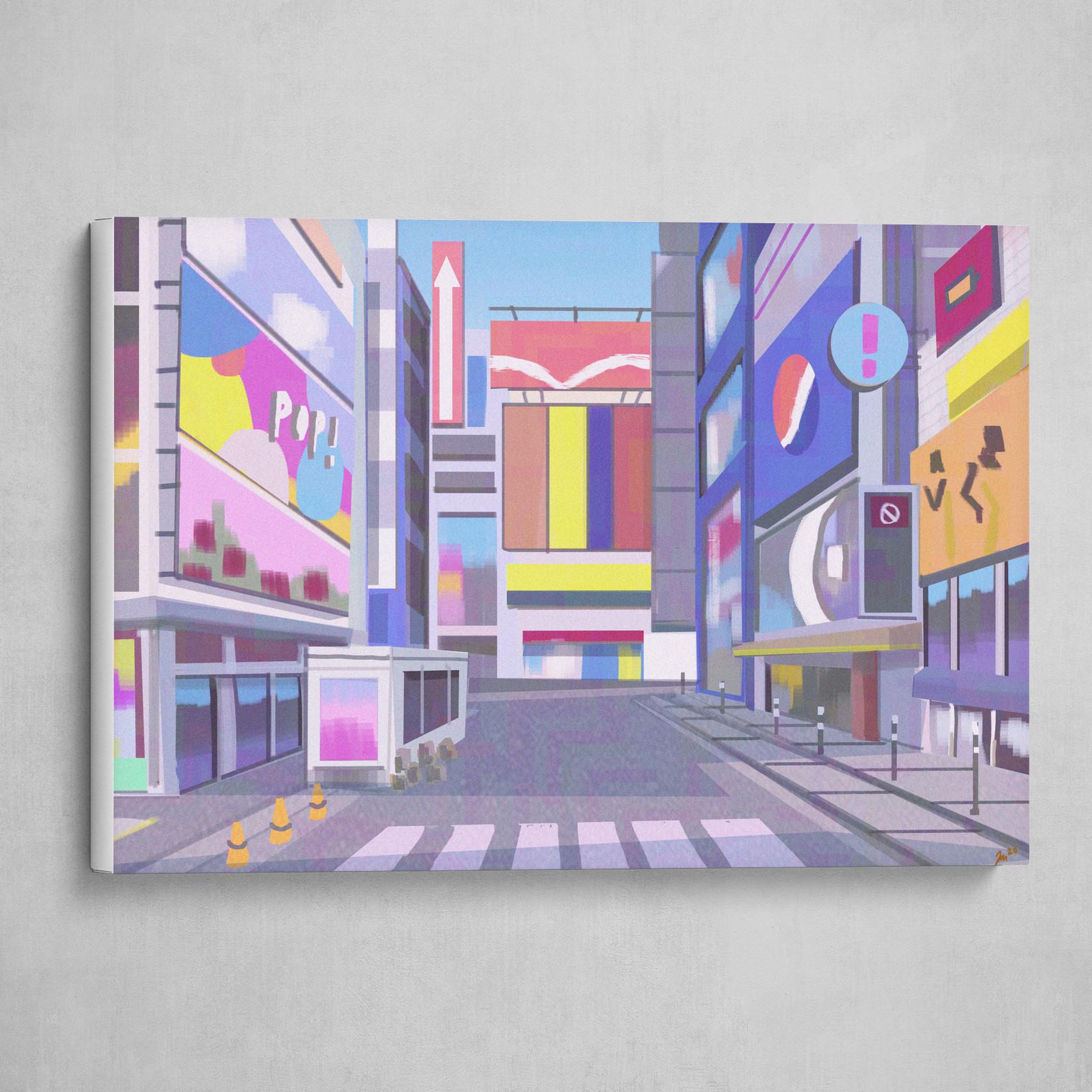 Spring City Vibe (lo-fi 1)