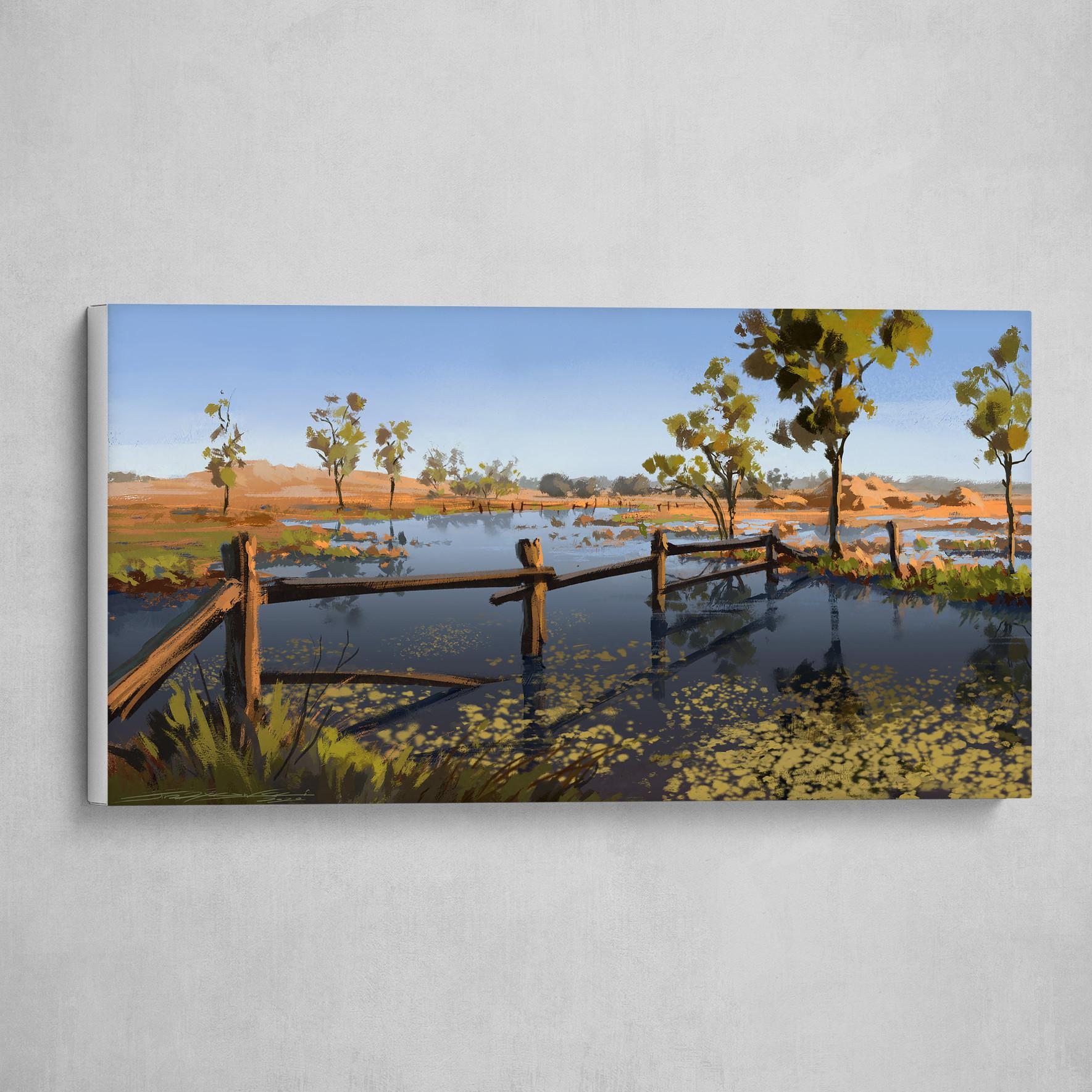 Australian Landscape #01