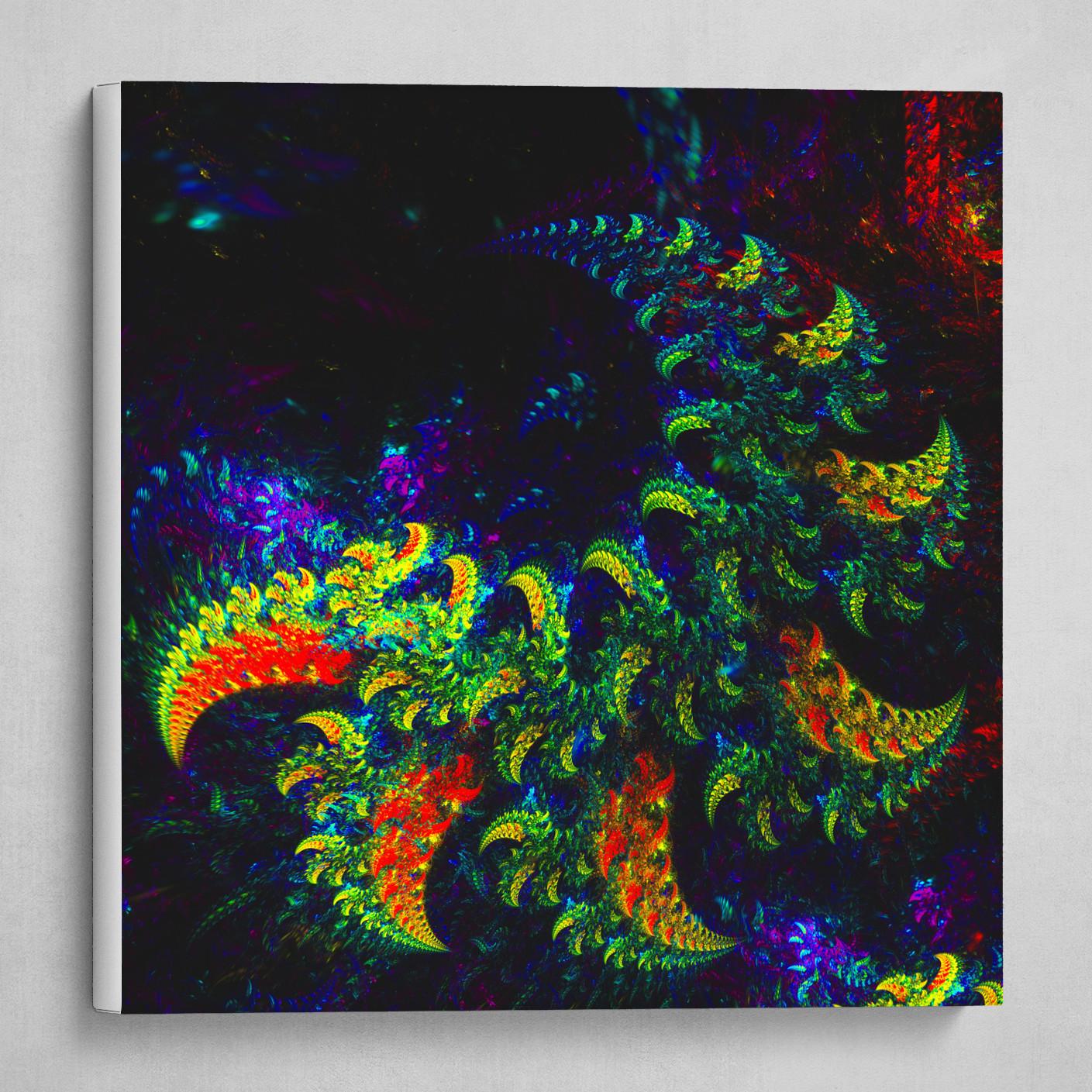 fractal world 5
