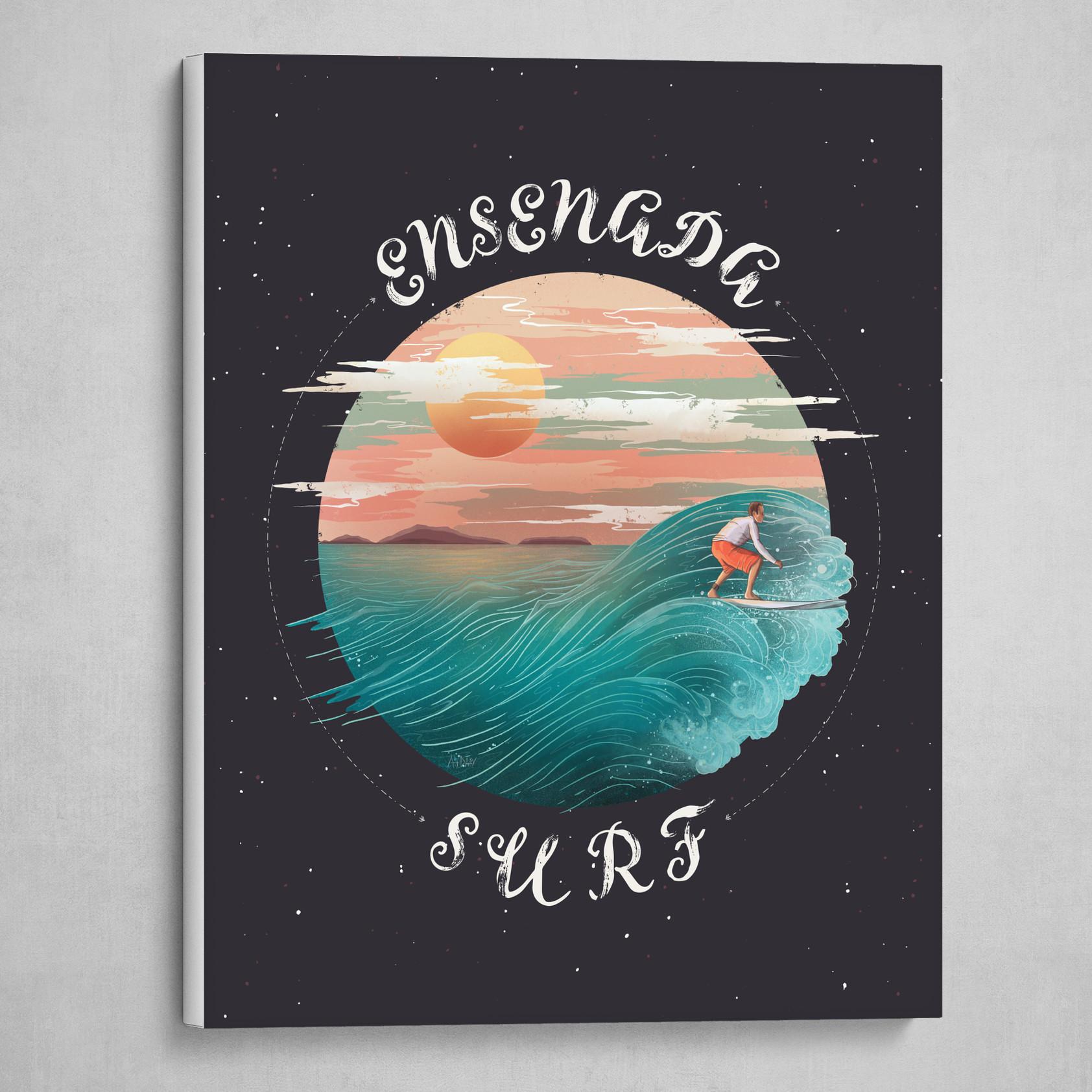 Ensenada Surfing