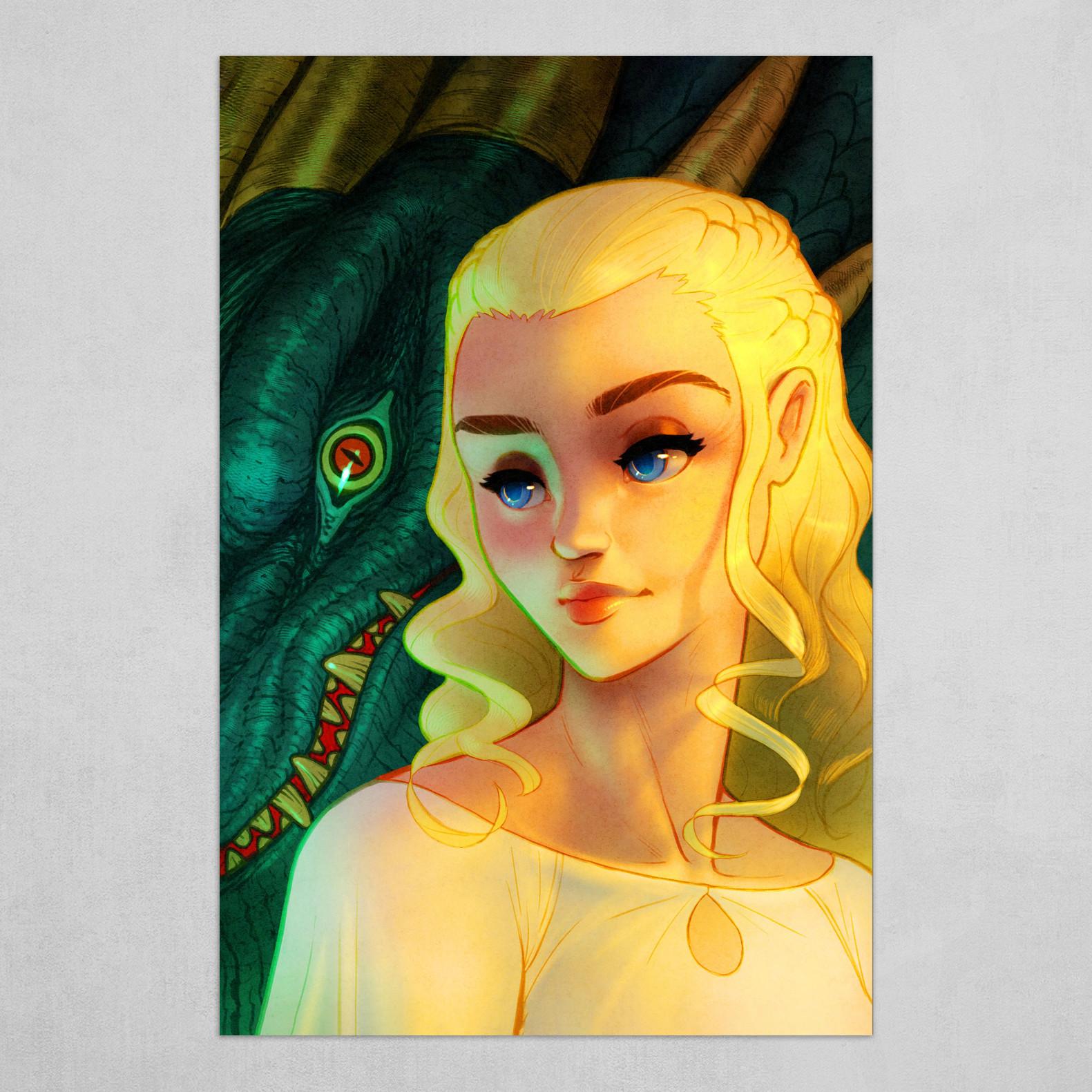 Khaleesi - Game Of Thrones