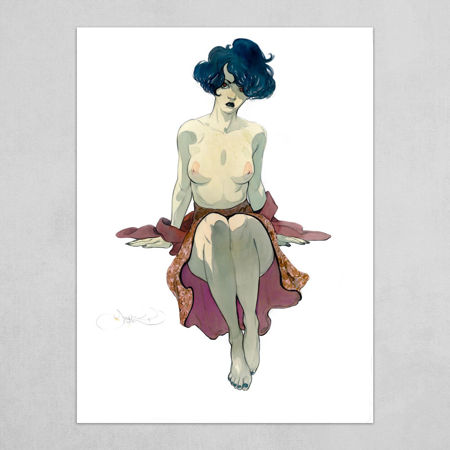 Féline #7