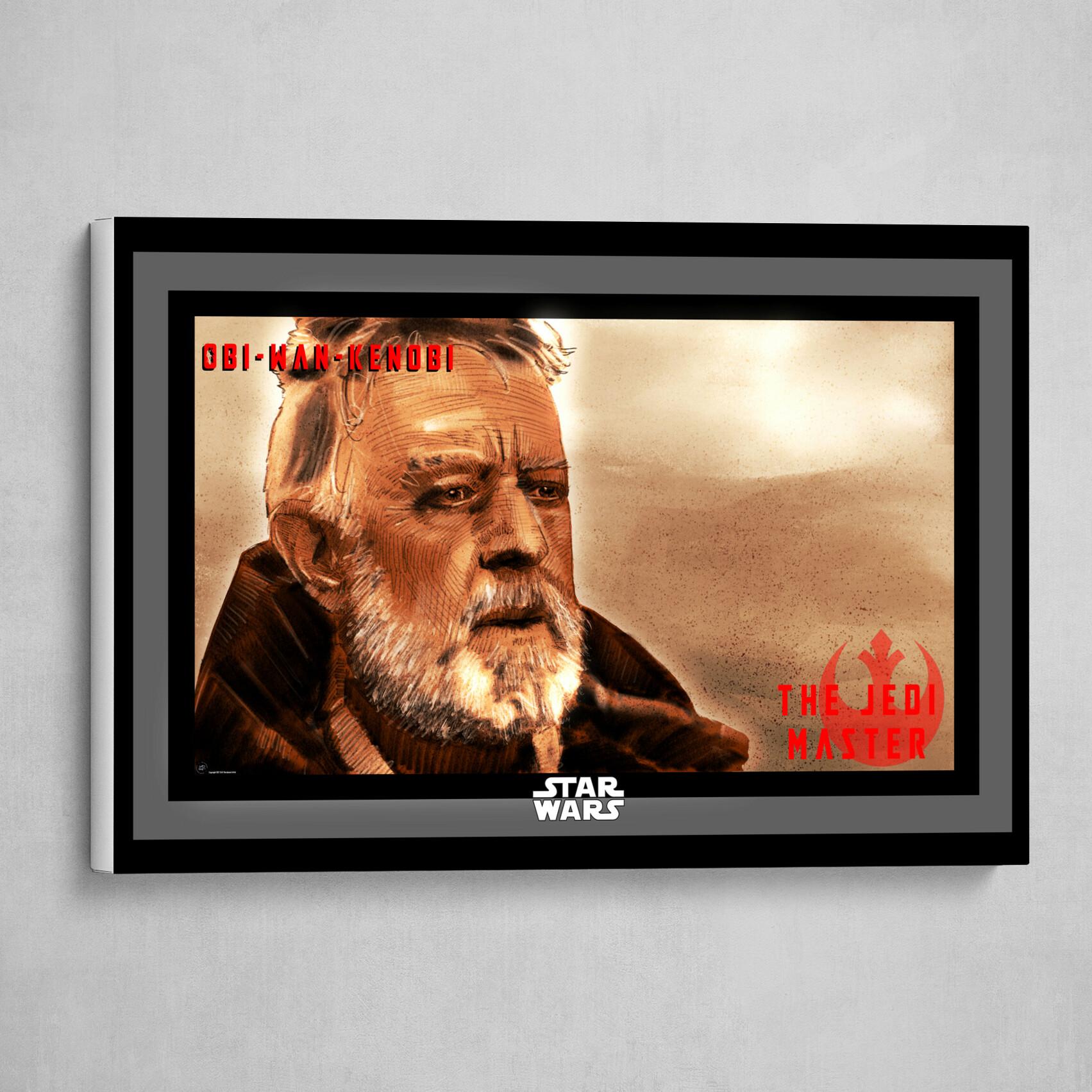 Obi-Wan-Kenobi Poster
