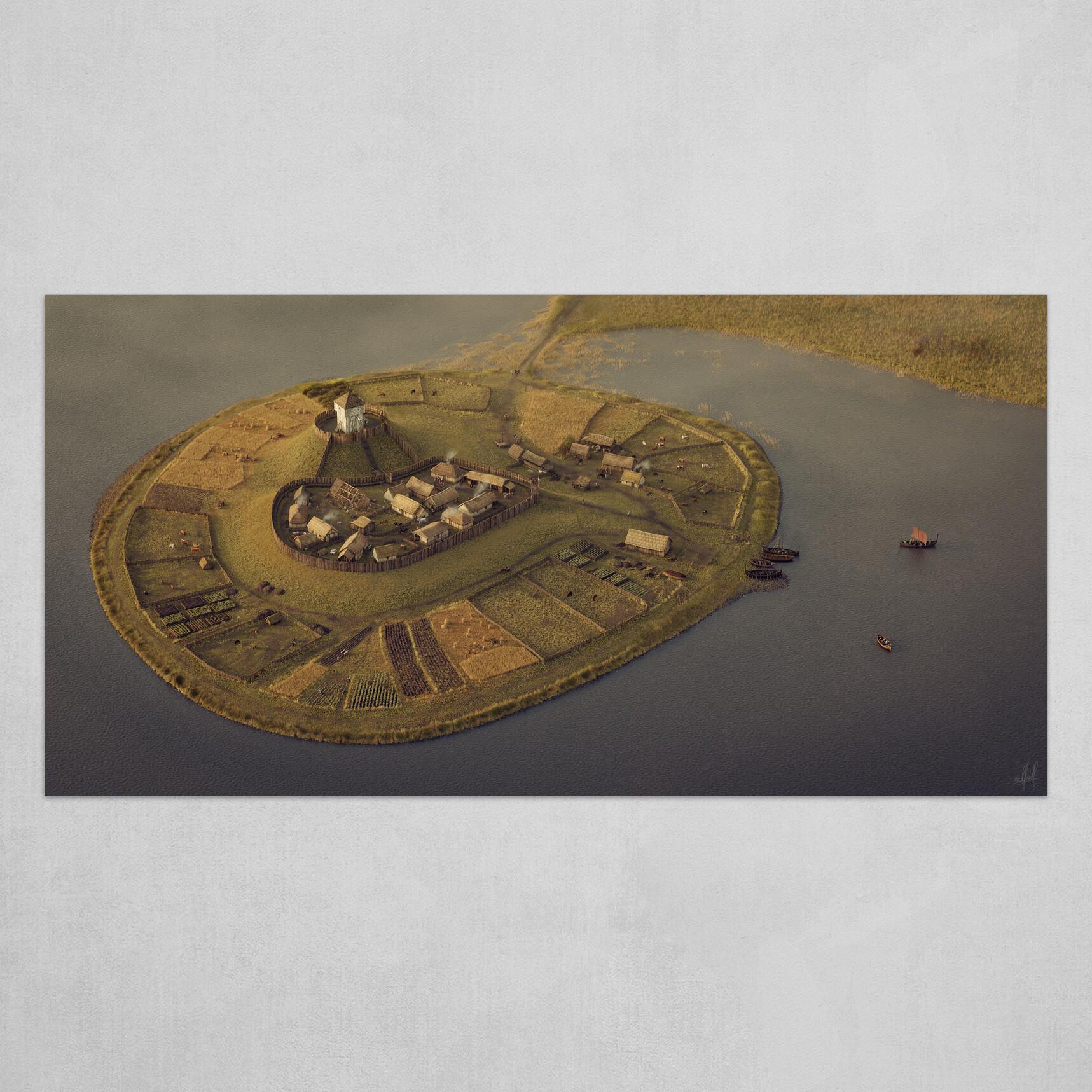 Duffus Castle 1151