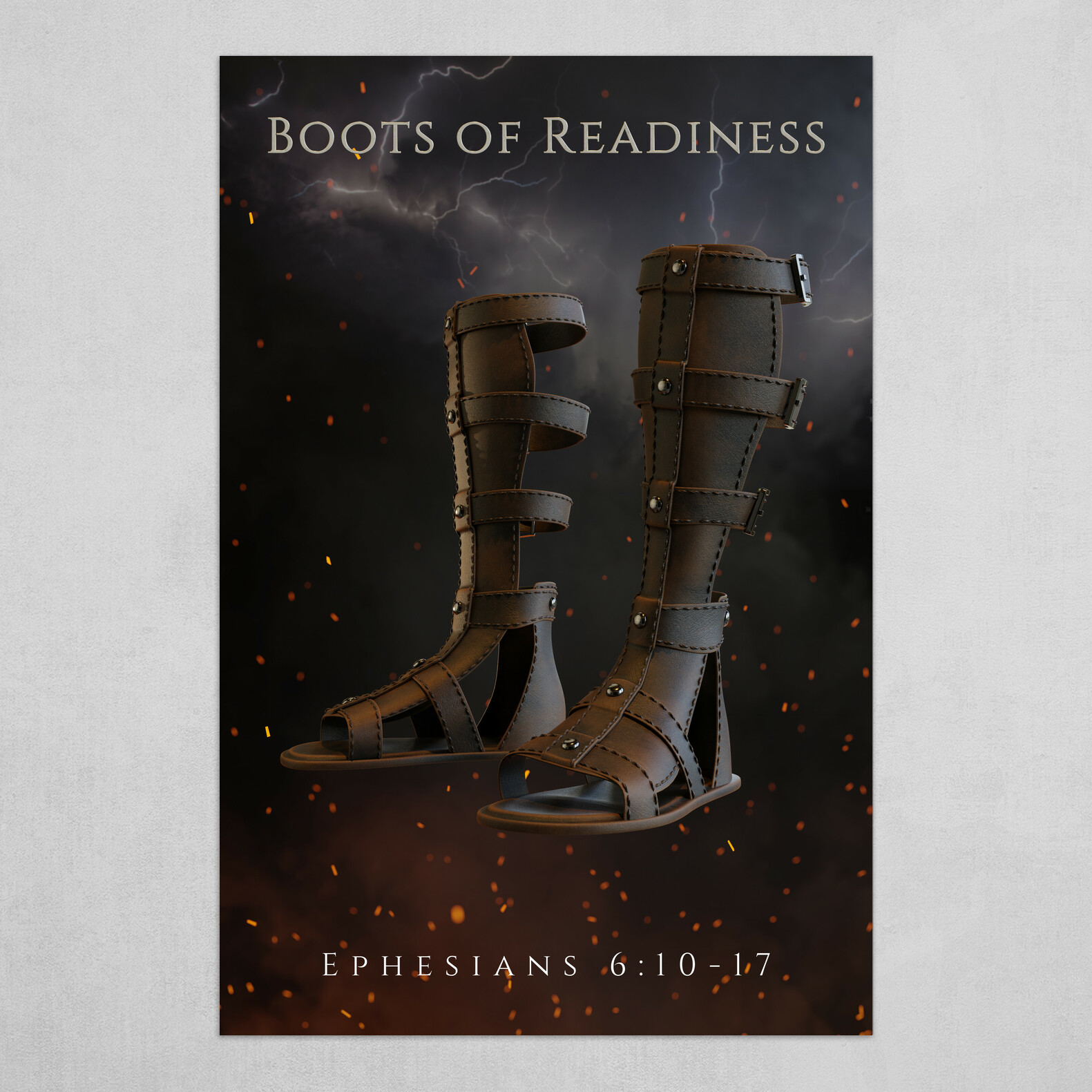 Boots of Readiness