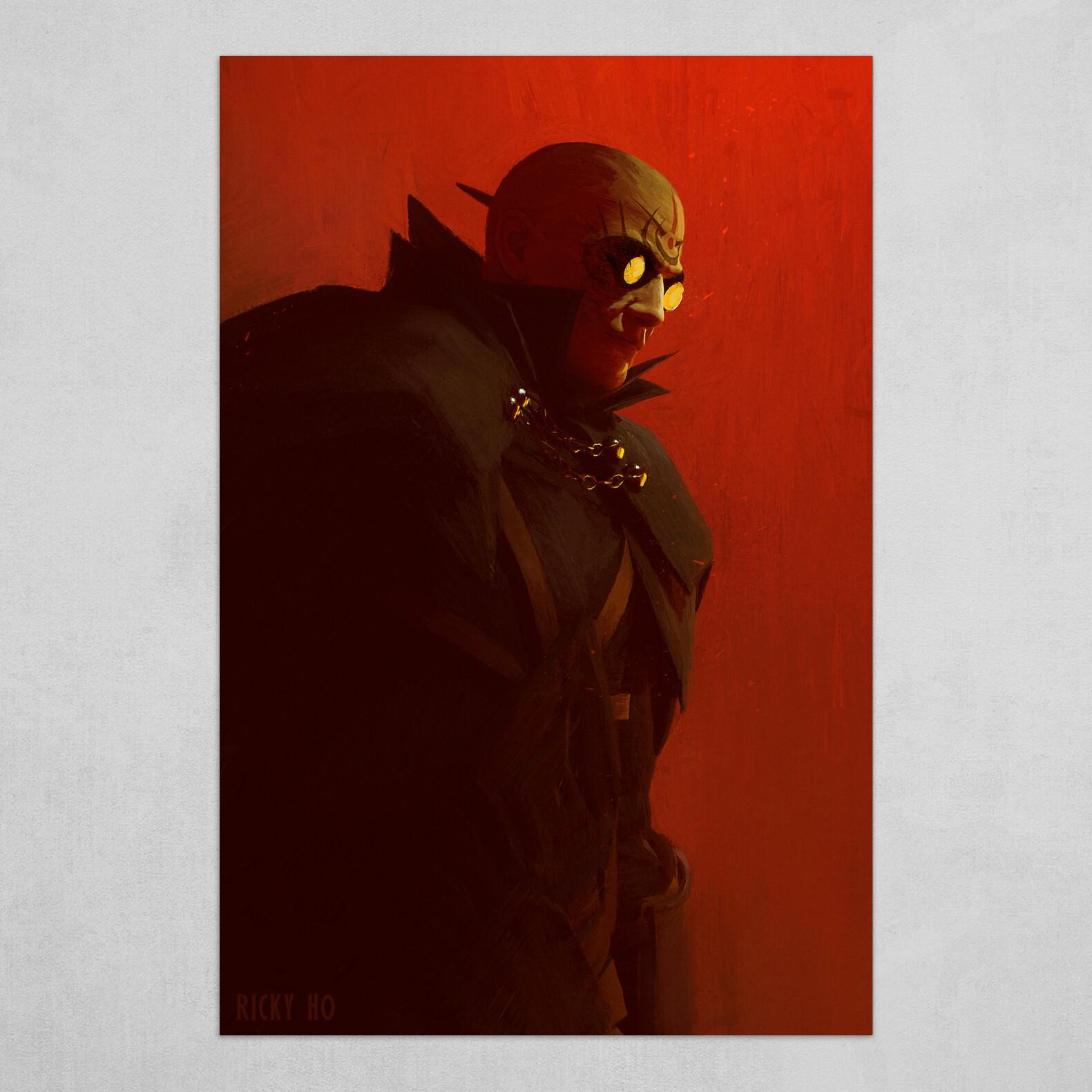 Mistborn: Steel Inquisitor