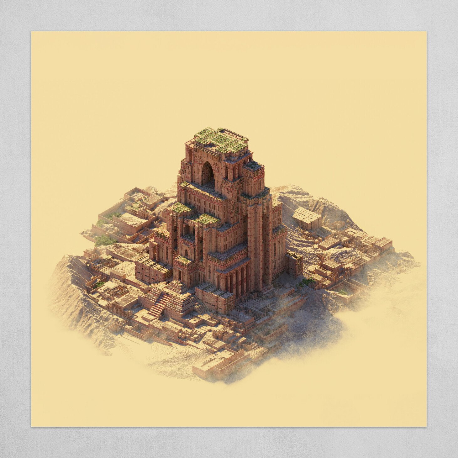 The Lost City of Mithra