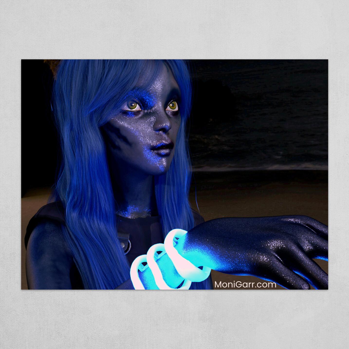 Blue Lira Augmented Reality