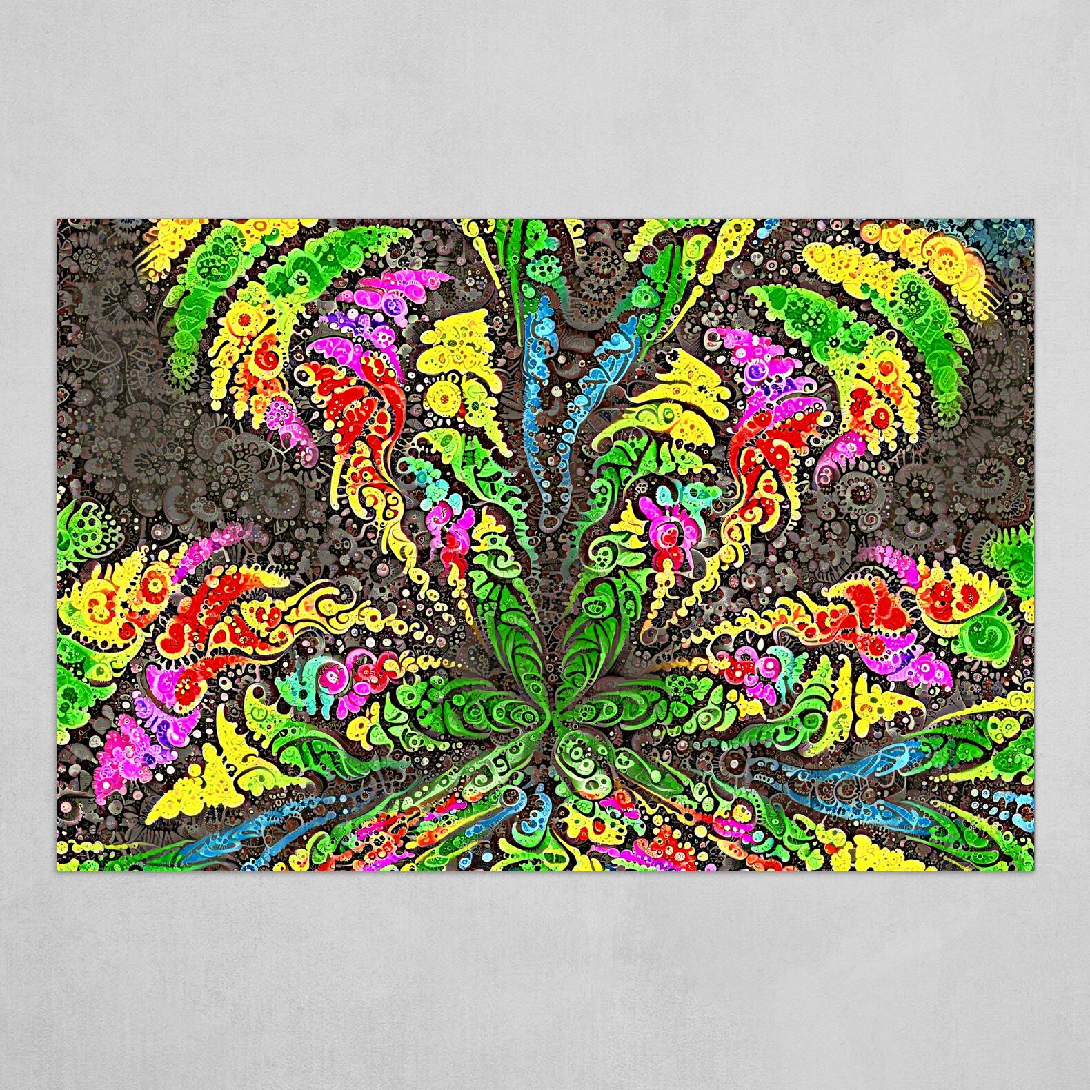 A Peculiar Plant