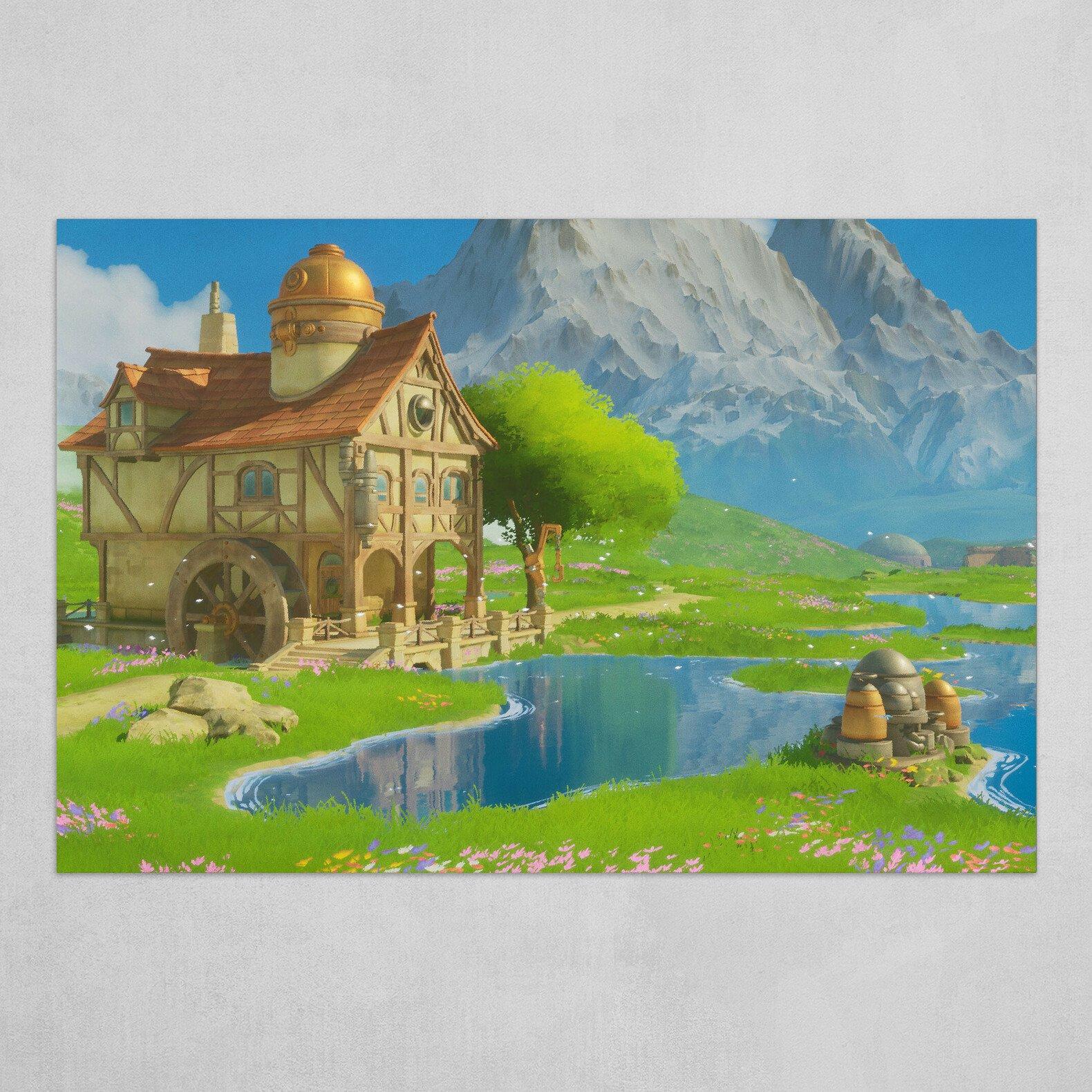 Europa - Zee's home