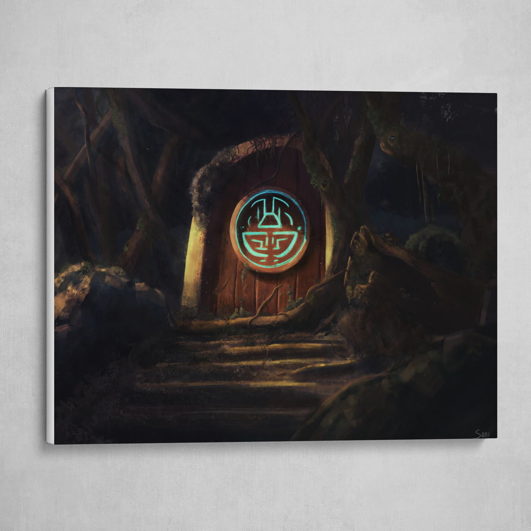 Door of Etea
