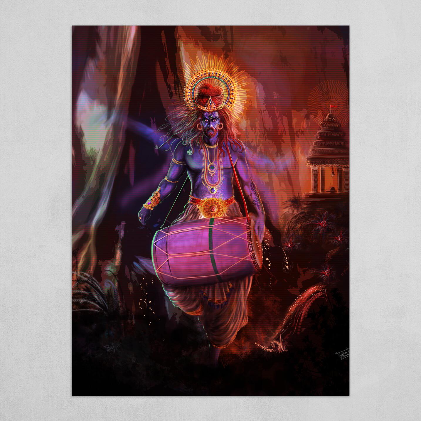 Shiva's Tandav
