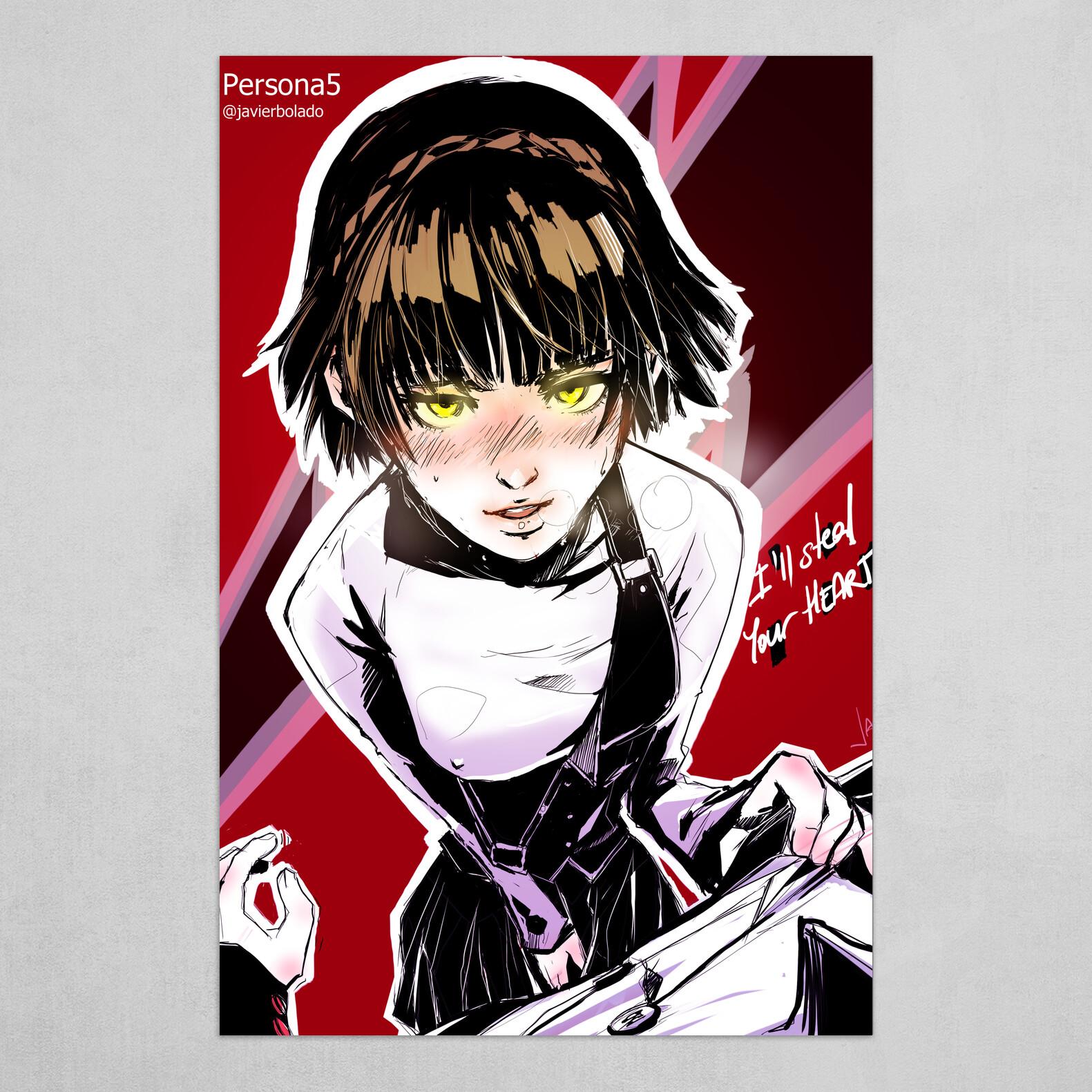 [P5] Makoto Niijima