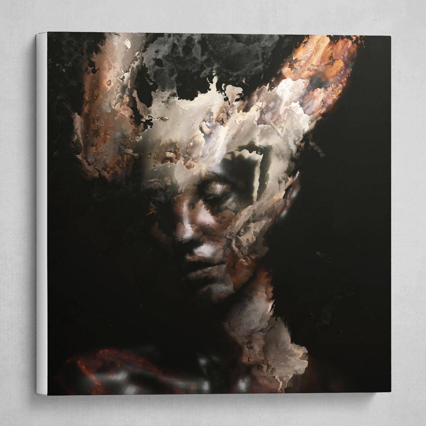 Refractive Portrait - no.3