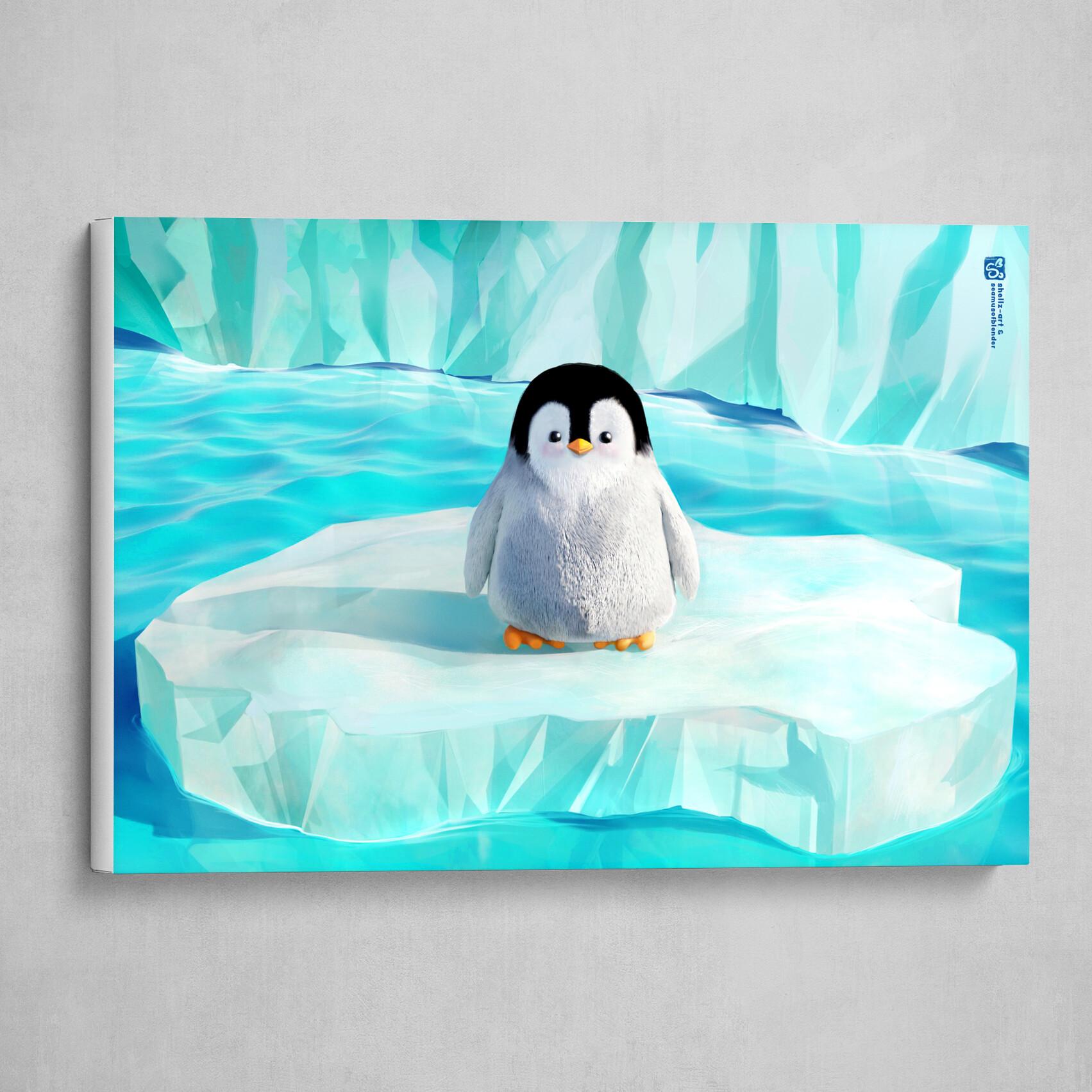 Fynn the Penguin