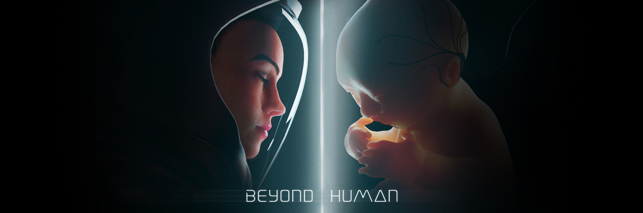 2nd Place, Beyond Human: Keyframe Concept Art