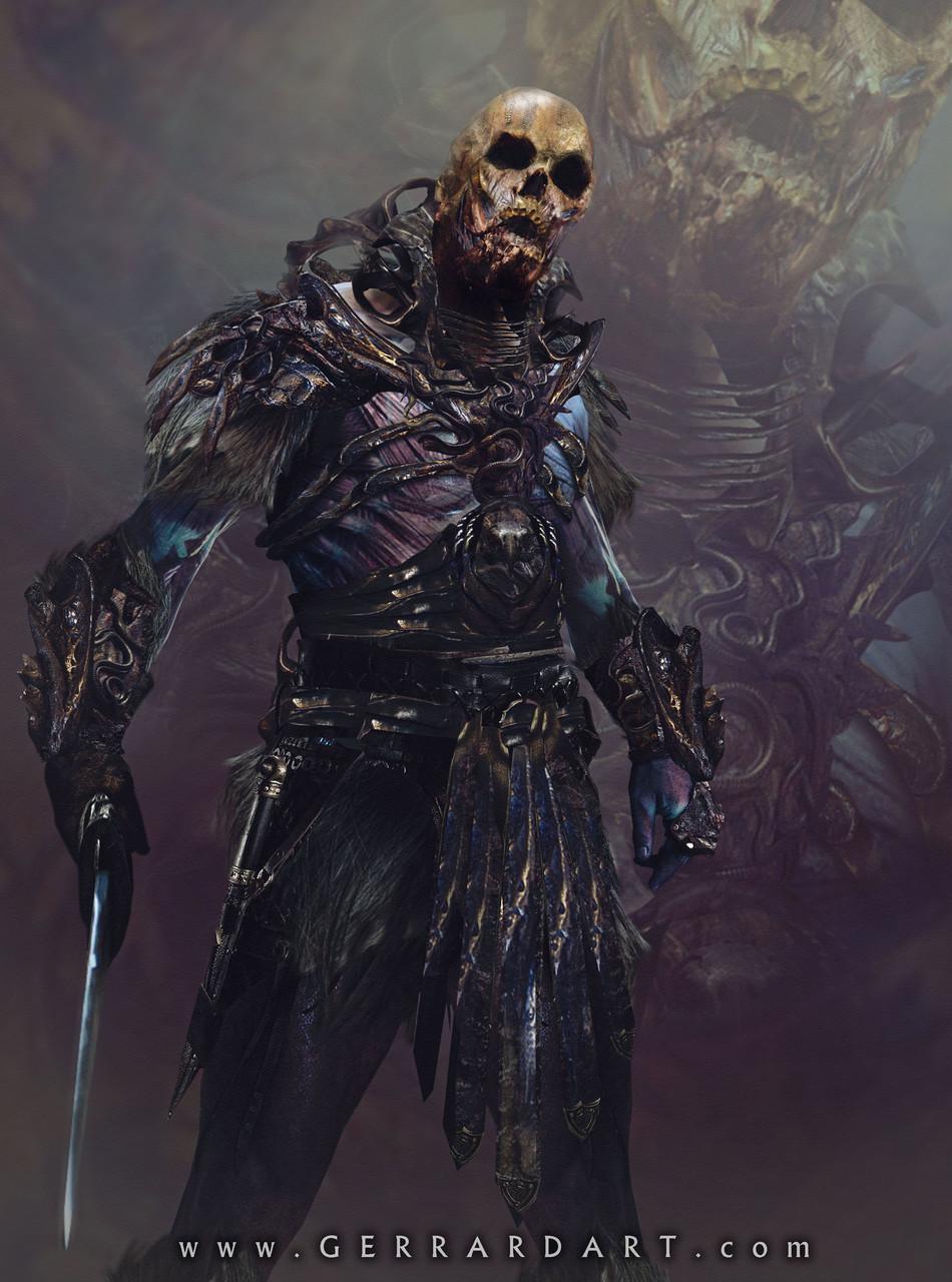 Skeletor gerrardian version
