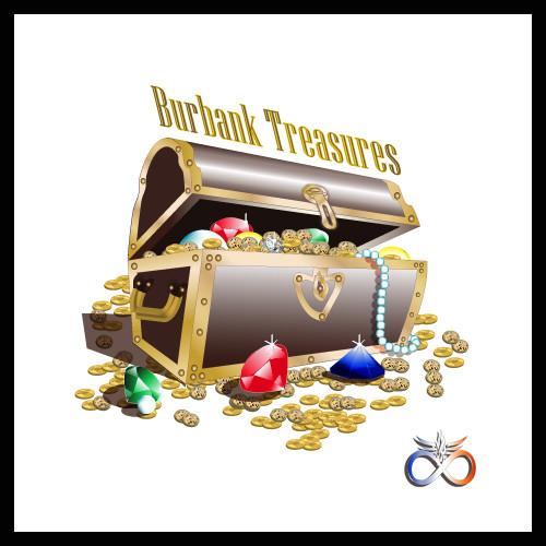 Burbank treasures 500px