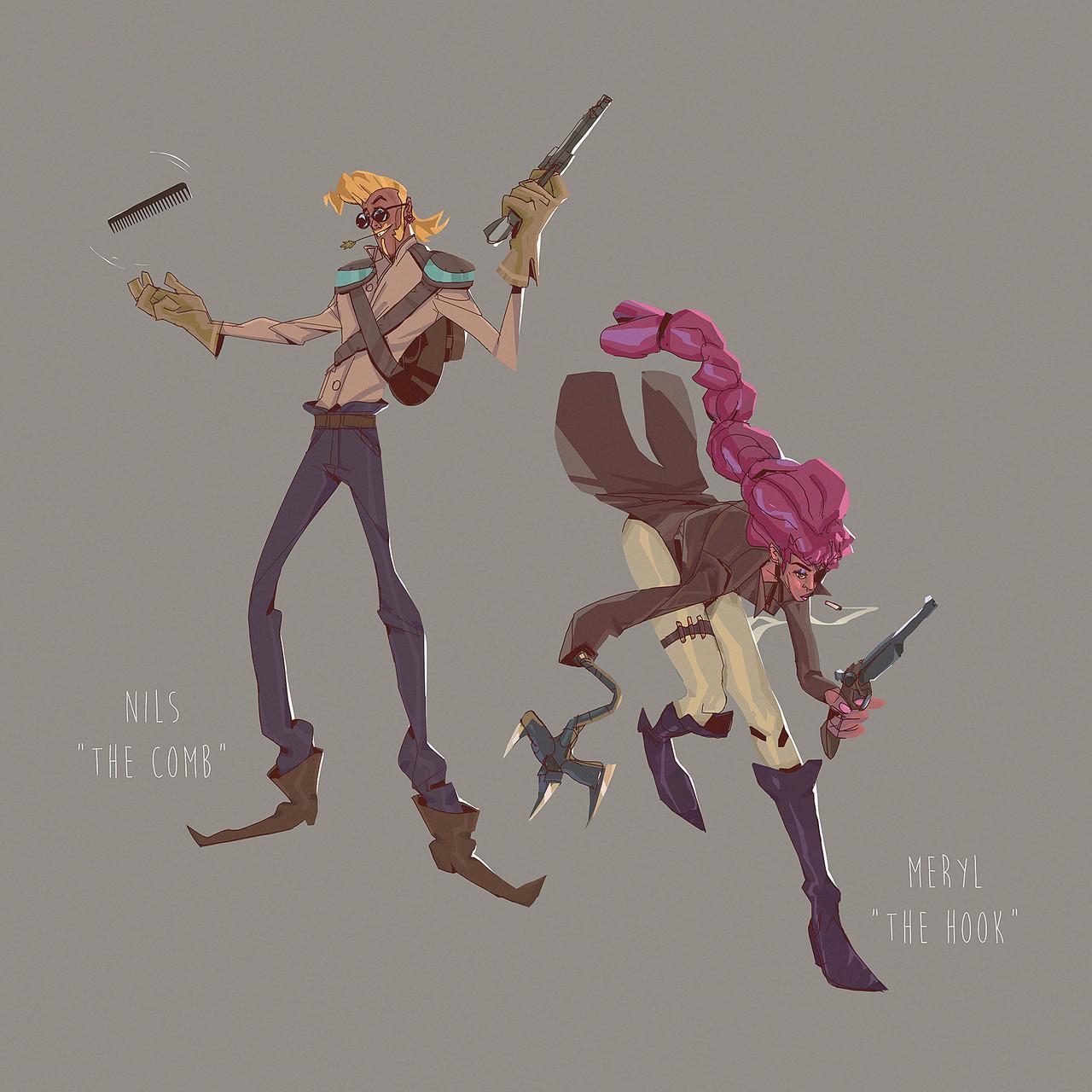 ๑۩۞۩๑ b o u r o u n e ๑۩۞۩๑ - Page 5 Gunslingers