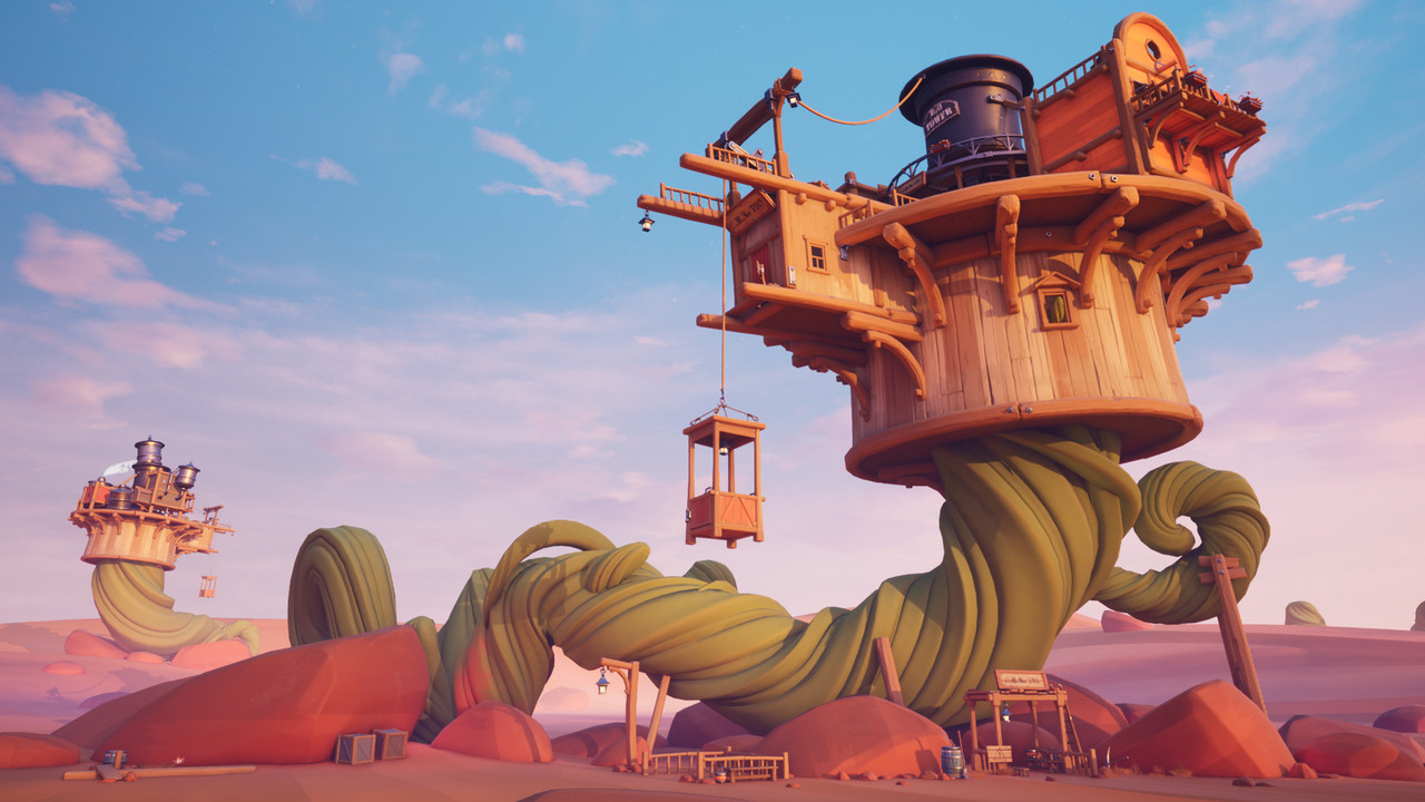 Honorable Mention, Wild West: Game Environment/Level Art