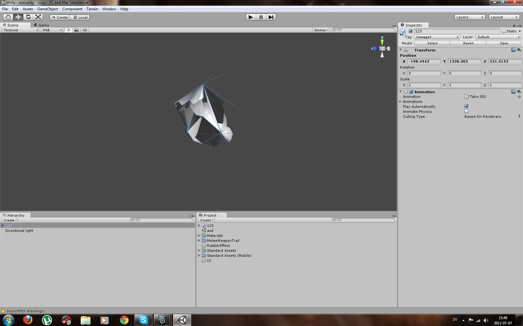 3D Environment Arist - How to make Maya rigs play nice with