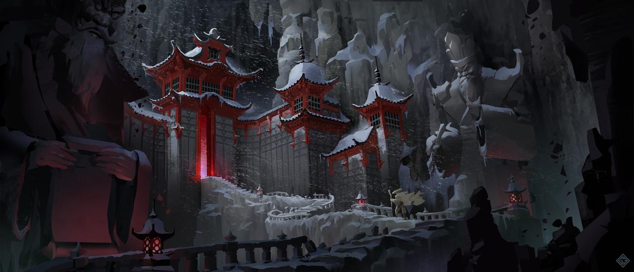 Honorable Mention, Feudal Japan: The Shogunate: Environment Design