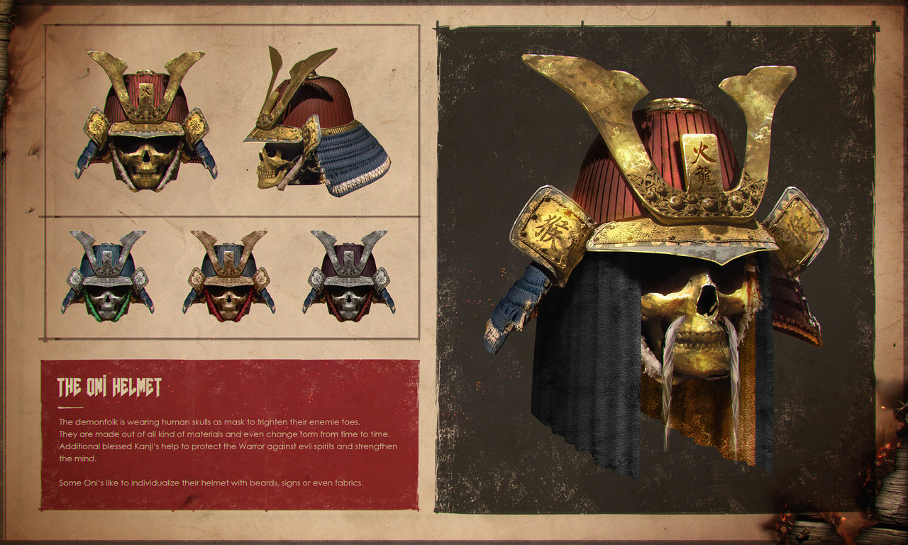 Honorable Mention, Feudal Japan: The Shogunate: Prop Design