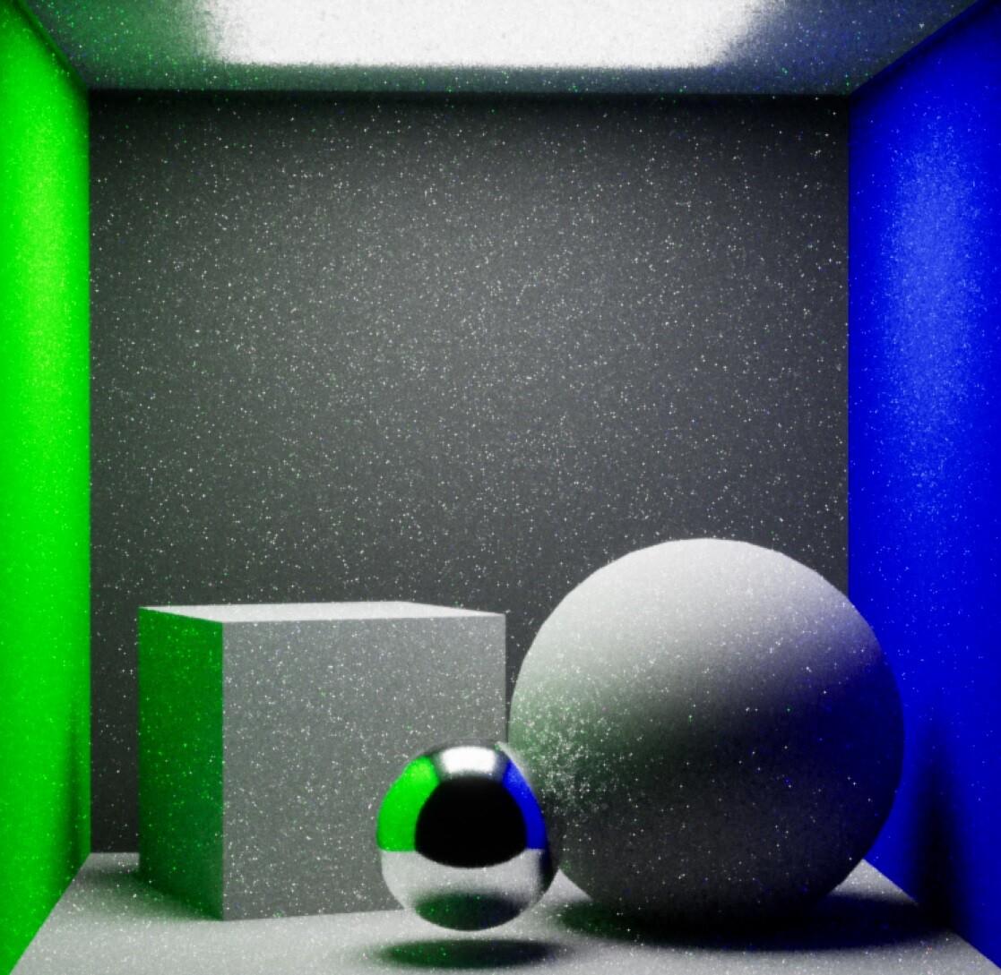 ArtStation - Martin Pietras - Unreal Engine Pathtracing