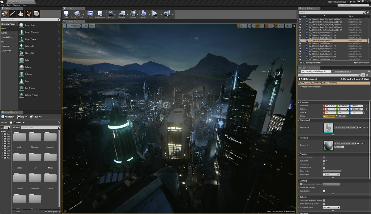 Ue4interface 5.1