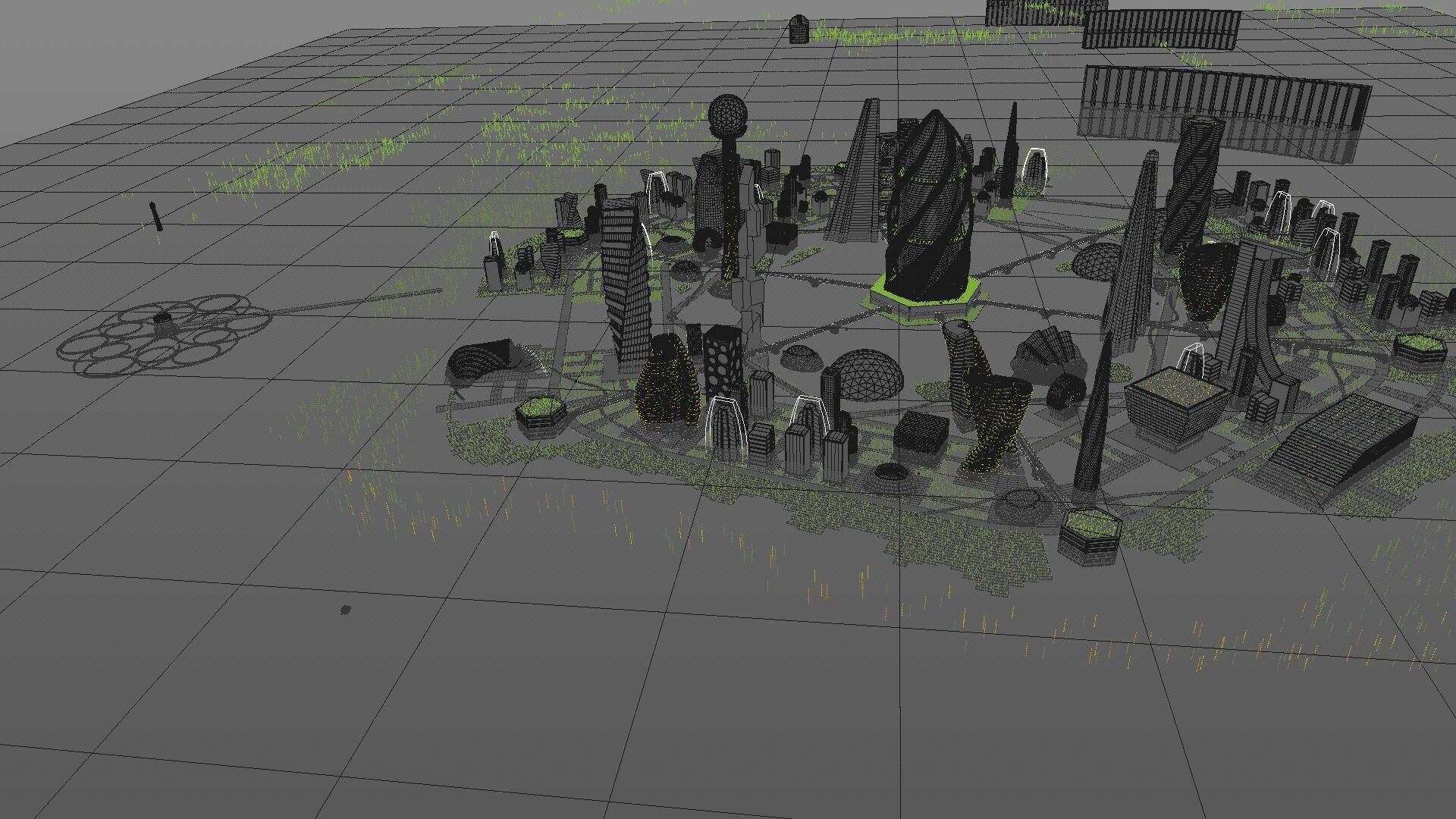 ArtStation - Toni planells's submission on NVIDIA Metropia